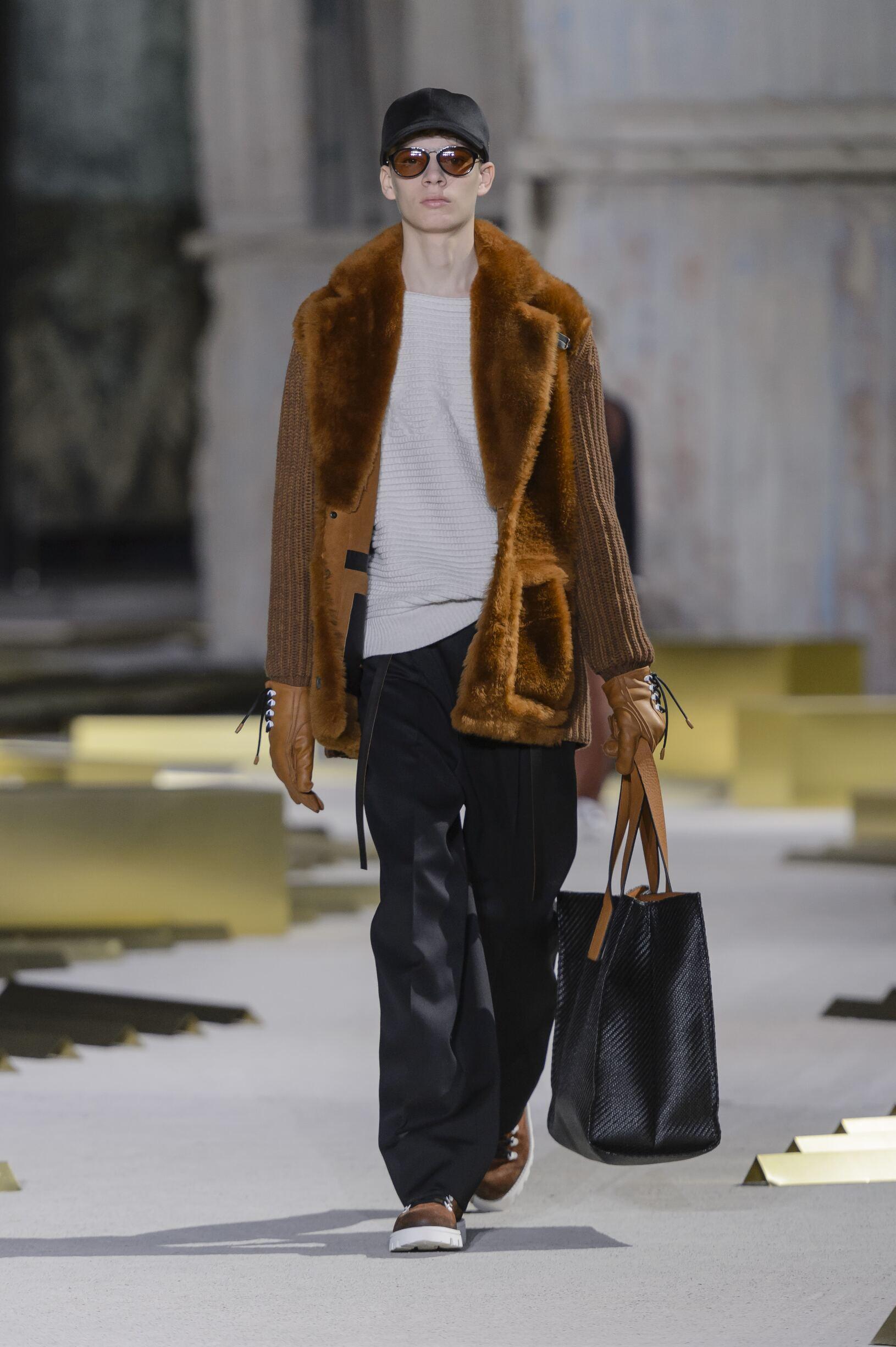 Ermenegildo Zegna Milan Fashion Week Menswear