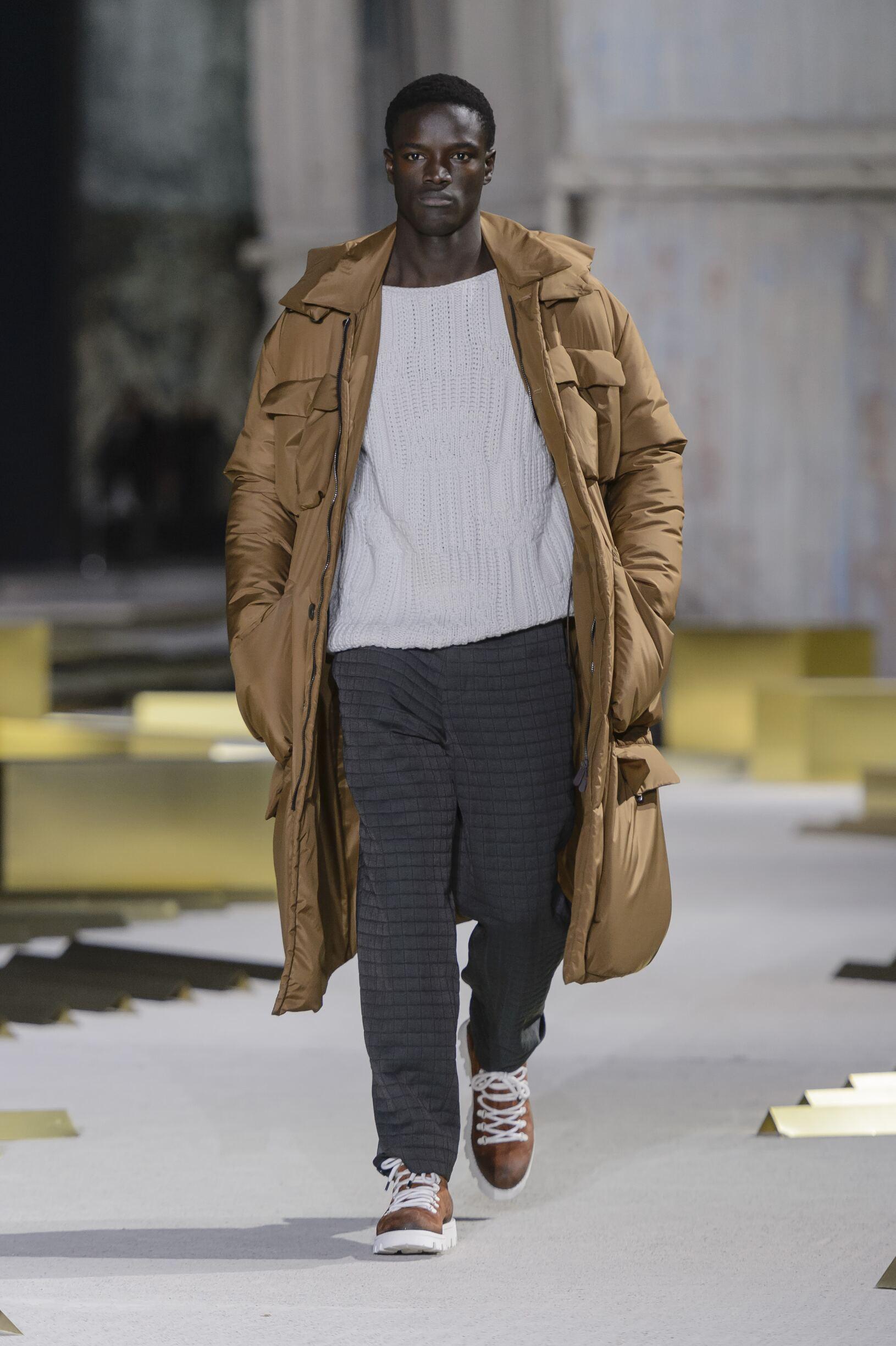Ermenegildo Zegna Milan Fashion Week