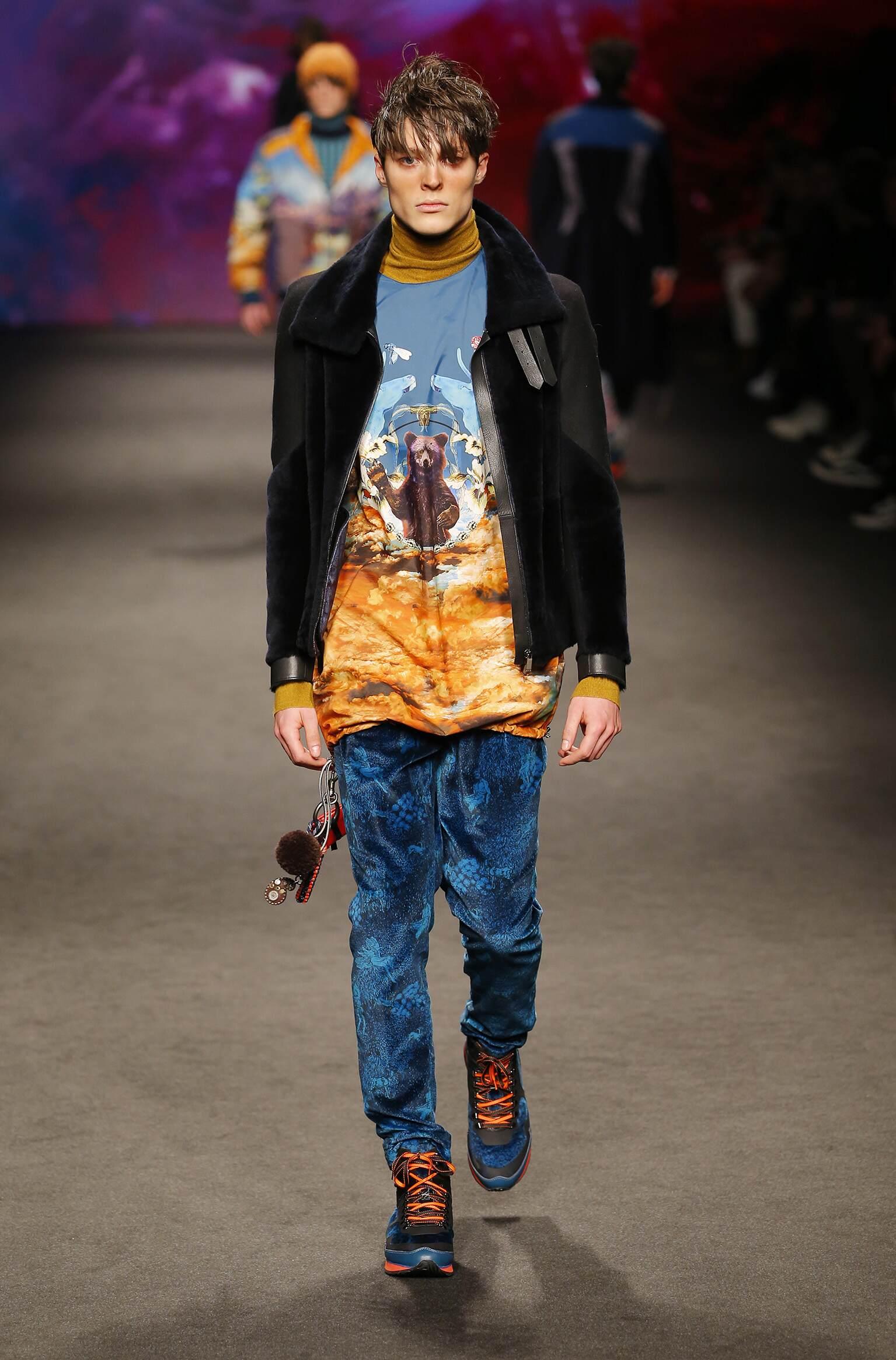 Etro FW 2017 Menswear