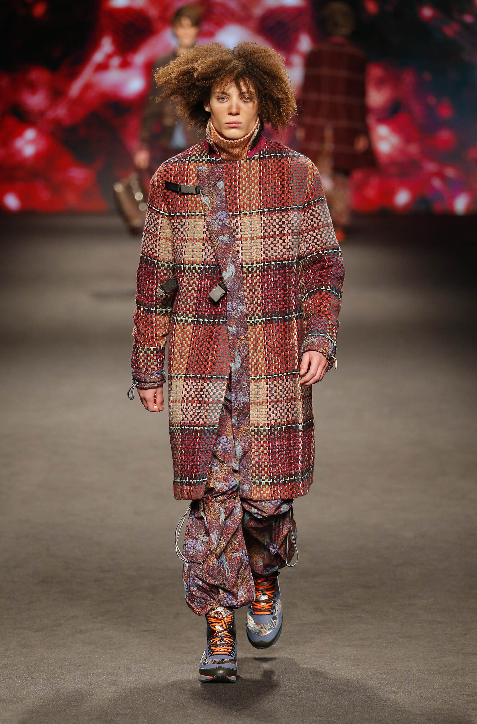 Etro Fall 2018 Catwalk