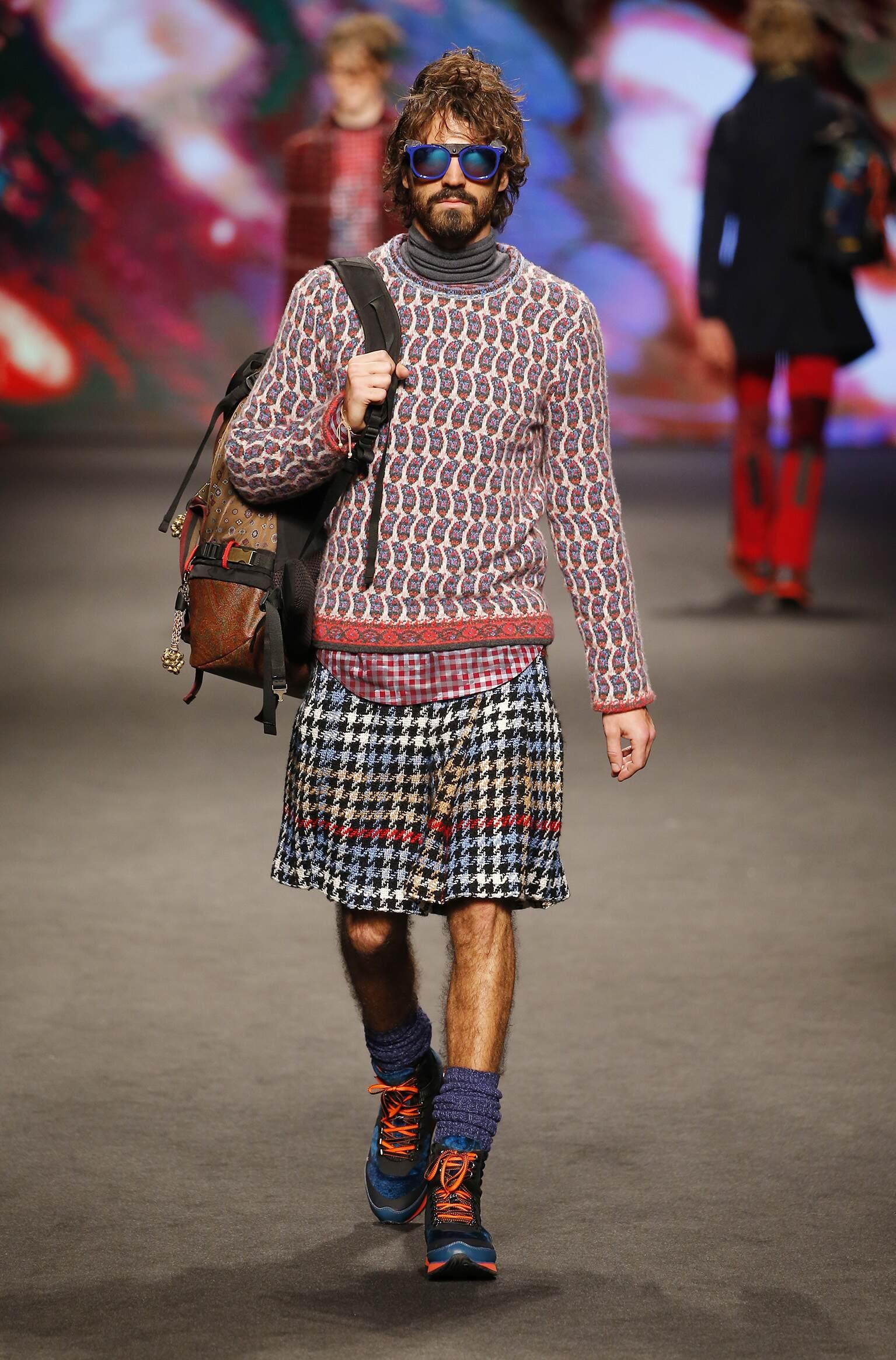 Etro Fashion Show