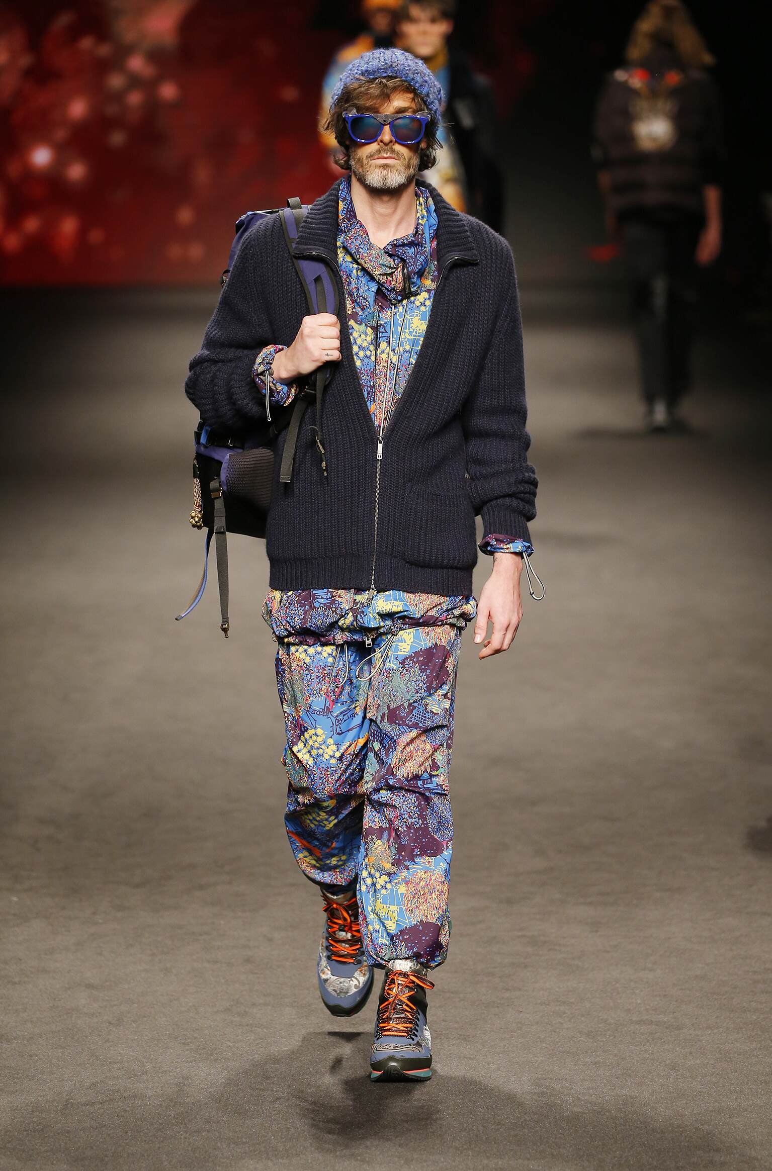 Etro Men's Collection 2017