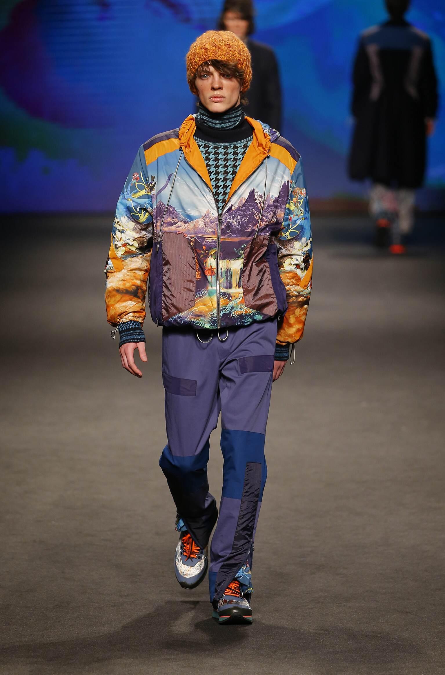 Etro Milan Fashion Week
