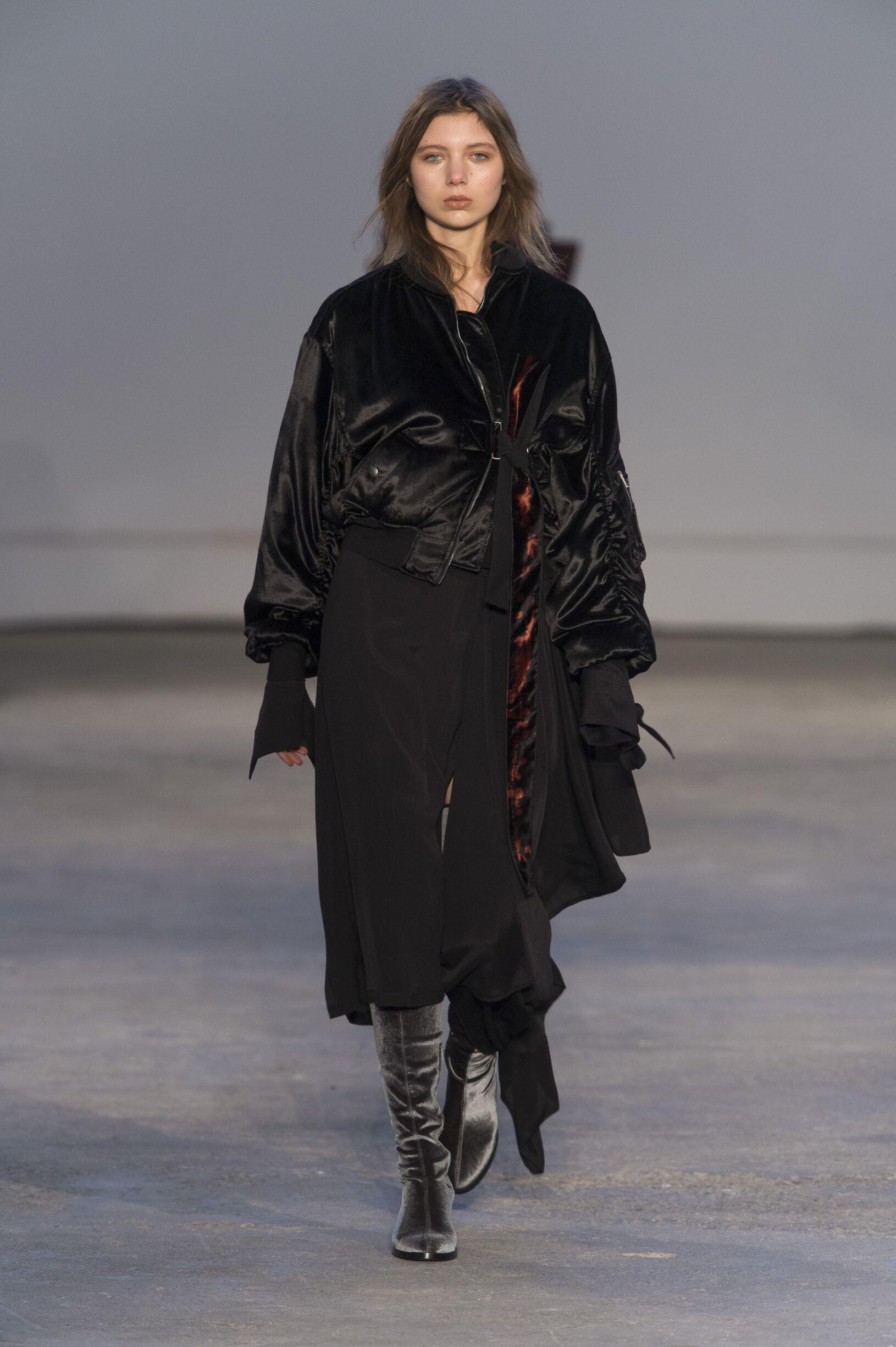 FW 2017-18 Damir Doma Fashion Show Milan