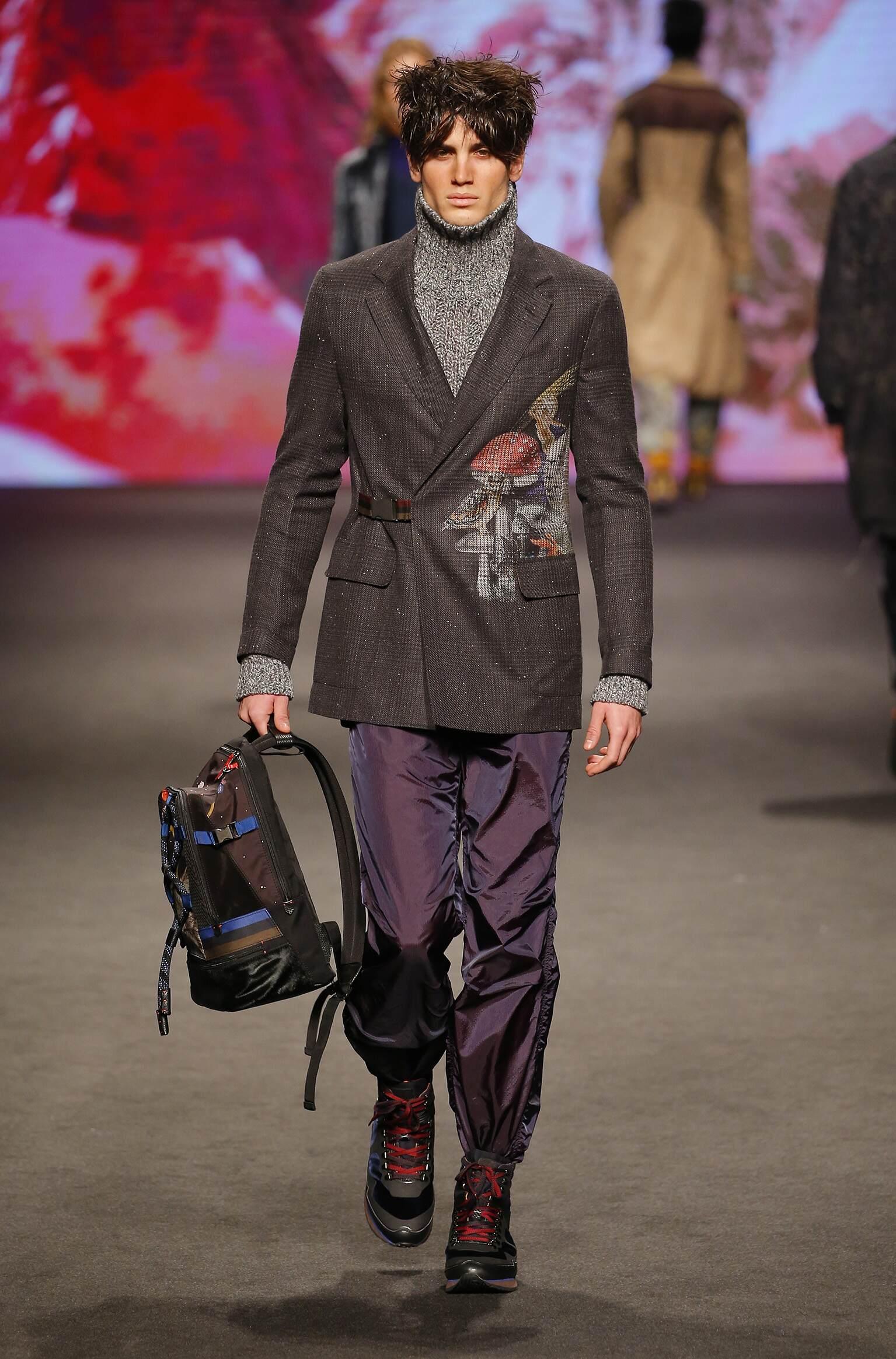 FW 2017-18 Etro Fashion Show Milan