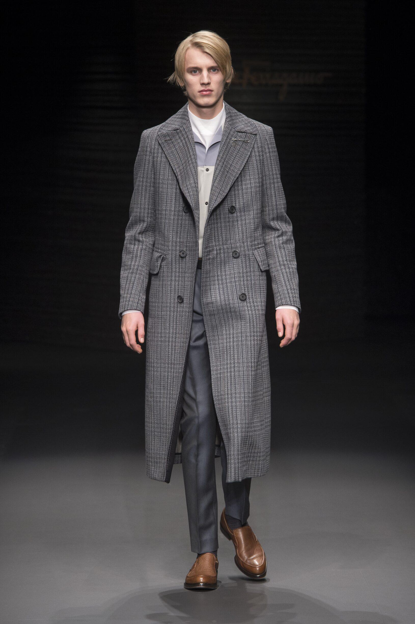 FW 2017-18 Fashion Show Salvatore Ferragamo