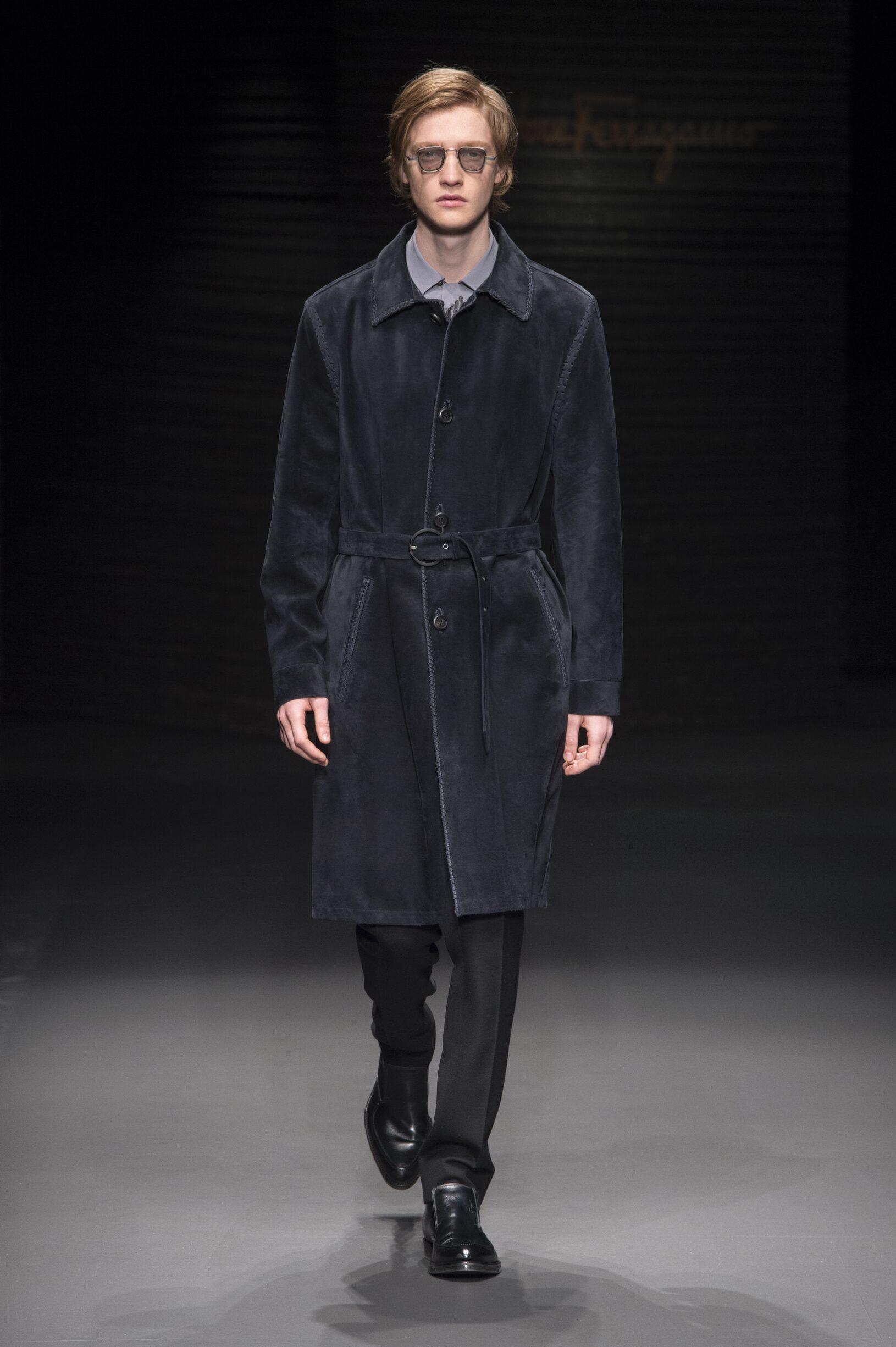 FW 2017-18 Salvatore Ferragamo Fashion Show