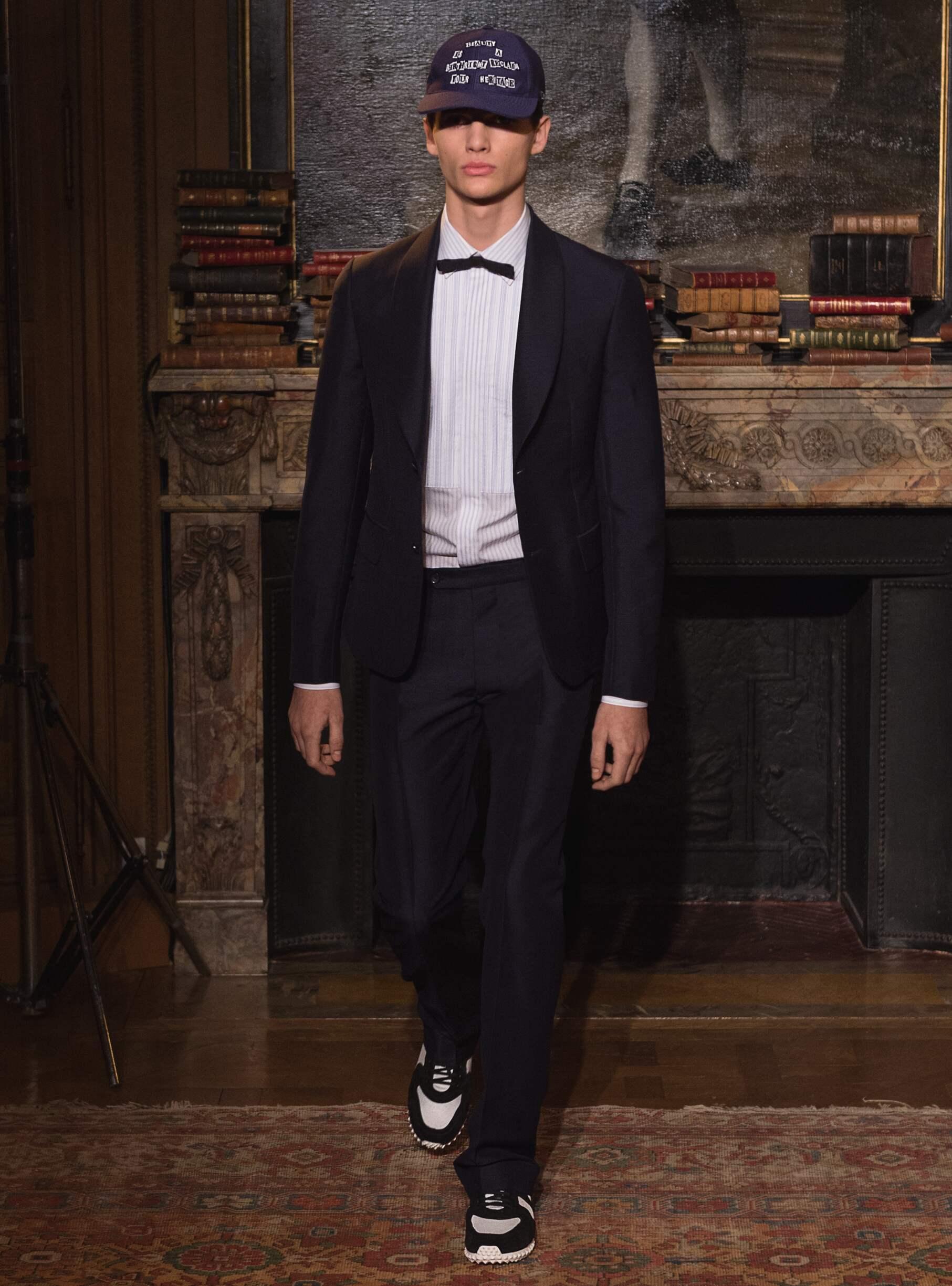 FW 2017-2018 Valentino Fashion Show Paris