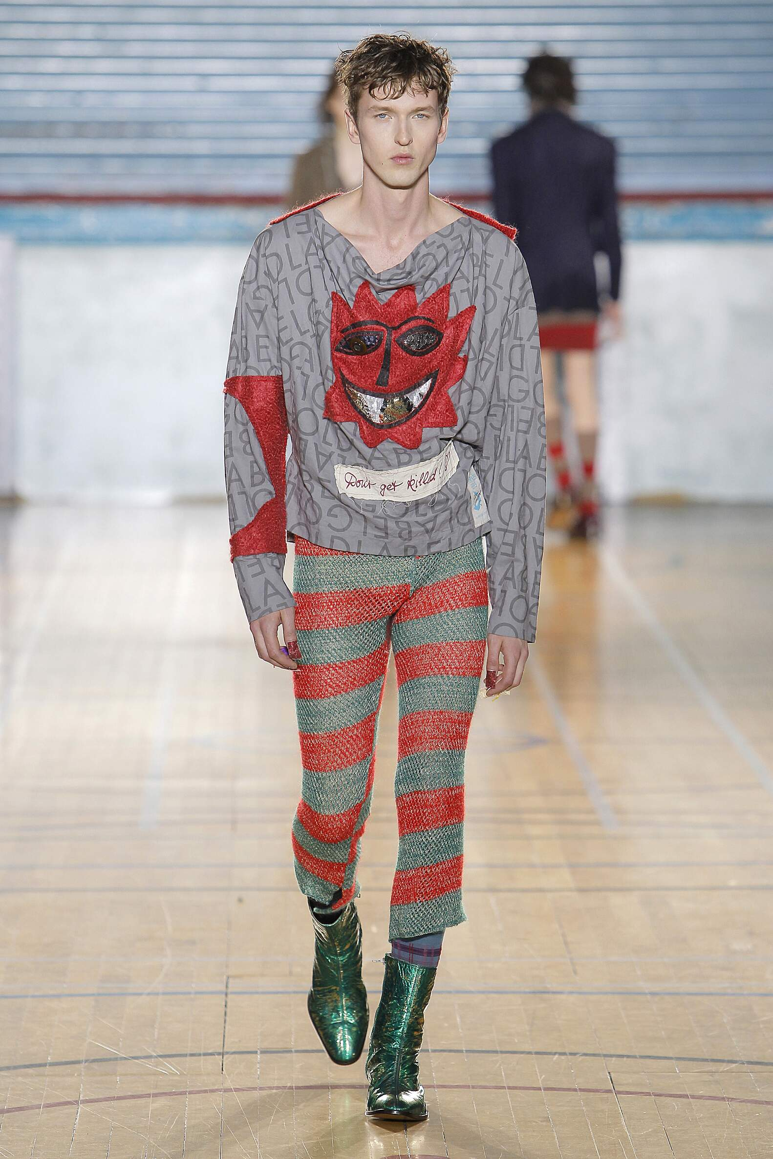 FW 2017 Vivienne Westwood Fashion Show London