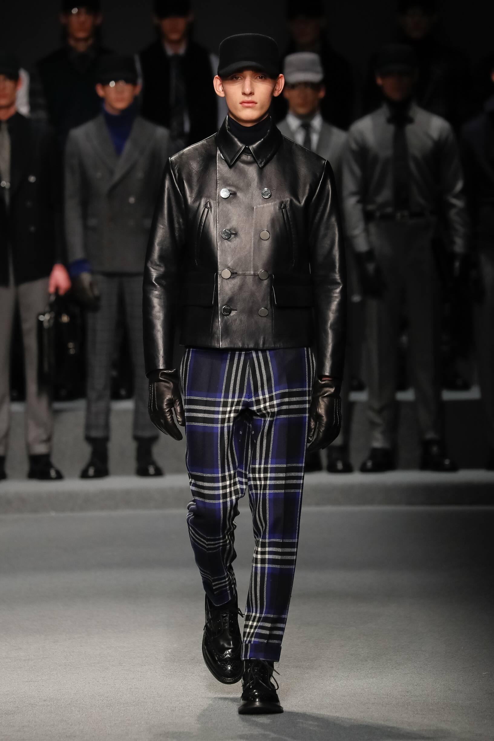 Fall 2017-18 Menswear Daks