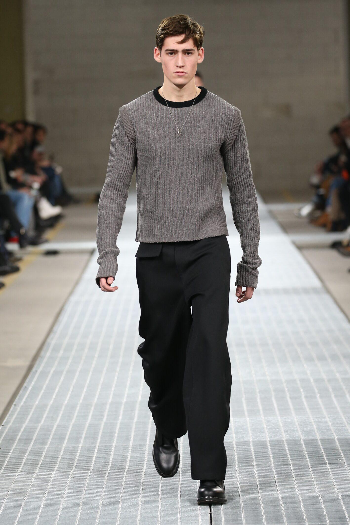 Fall 2017-18 Menswear Dirk Bikkembergs