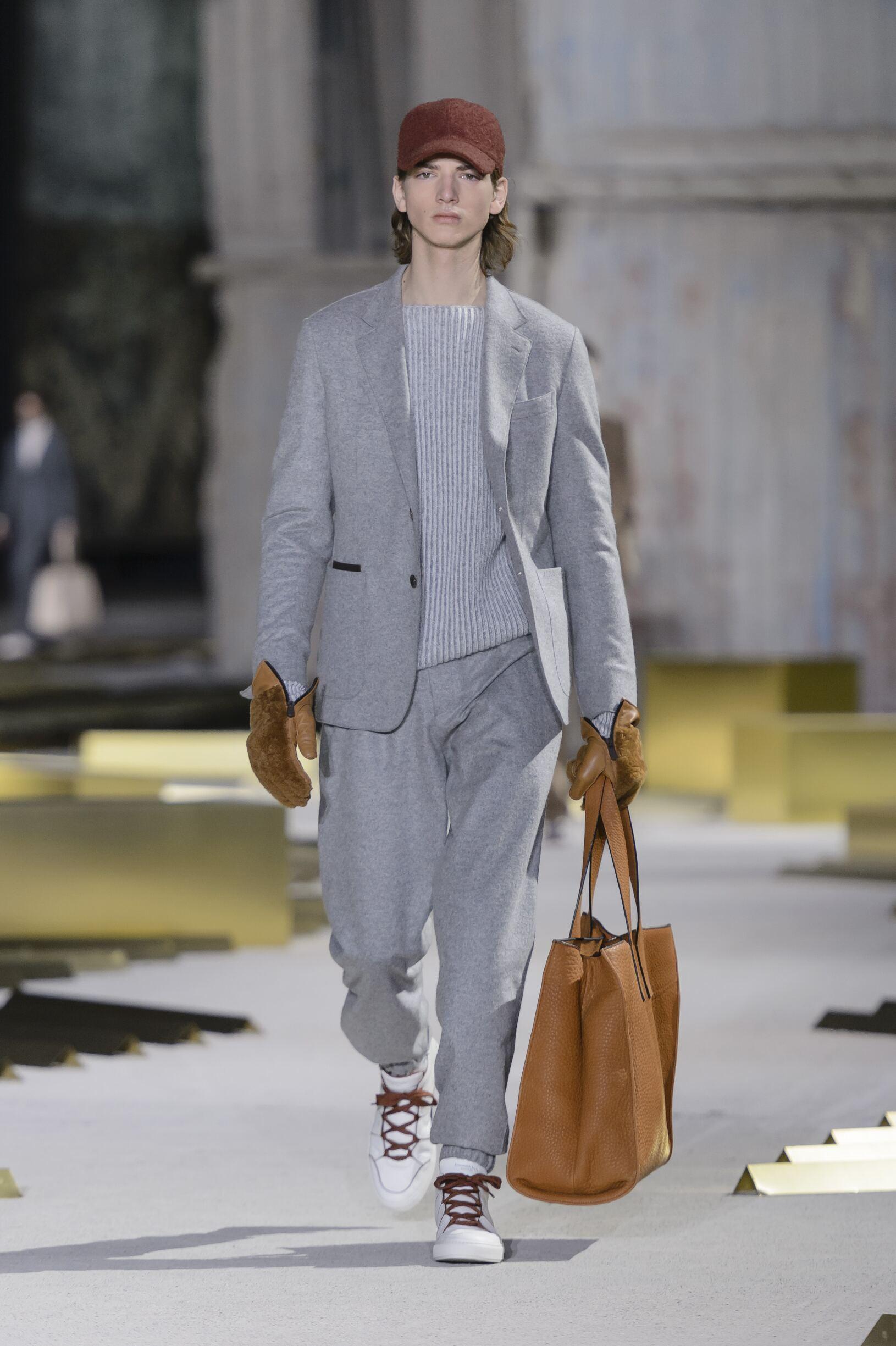 Fall 2017-18 Menswear Ermenegildo Zegna