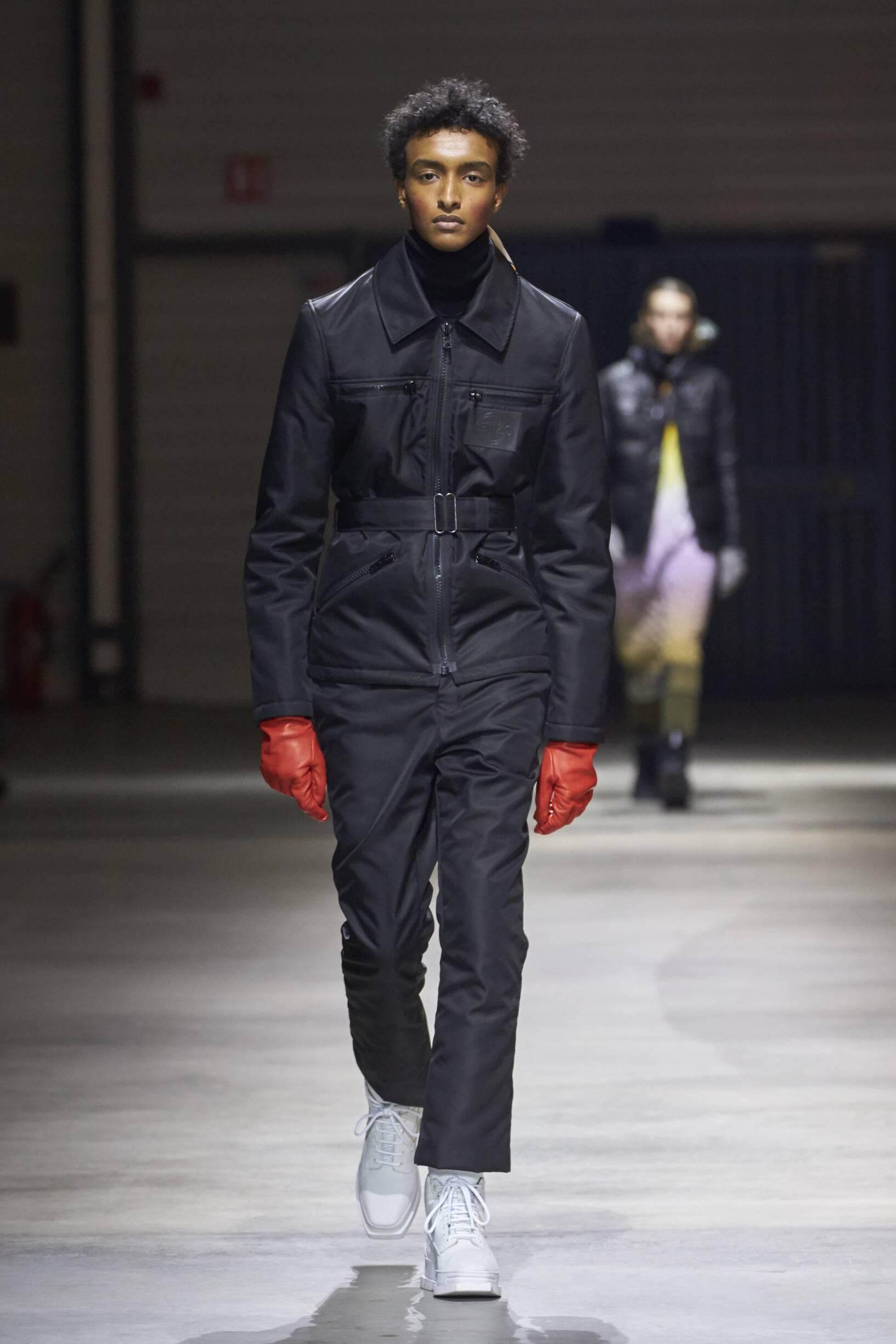 Fall 2017-18 Menswear Kenzo