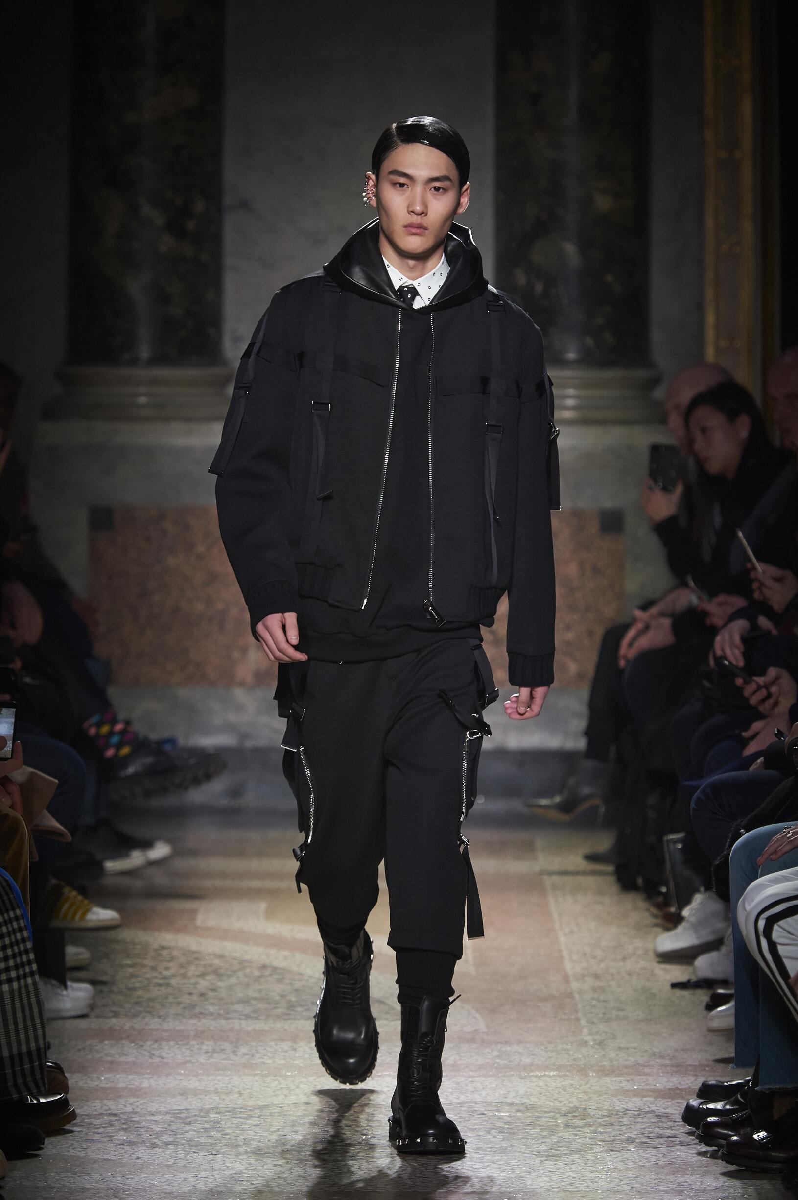 Fall 2017 18 Menswear Les Hommes