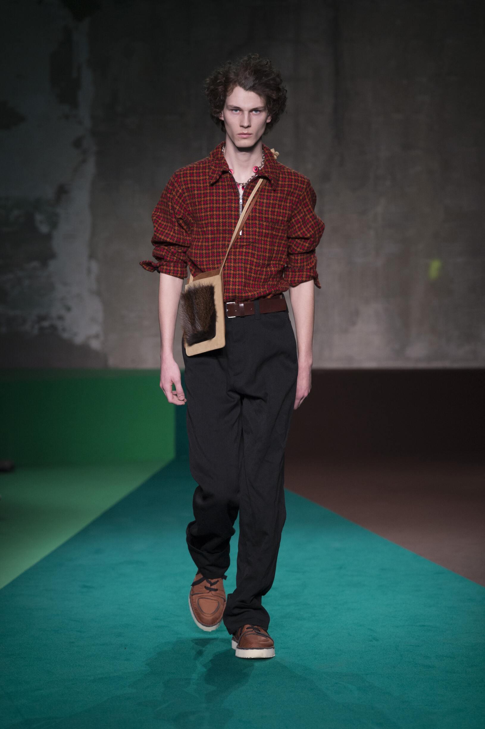 Fall 2017-18 Menswear Marni
