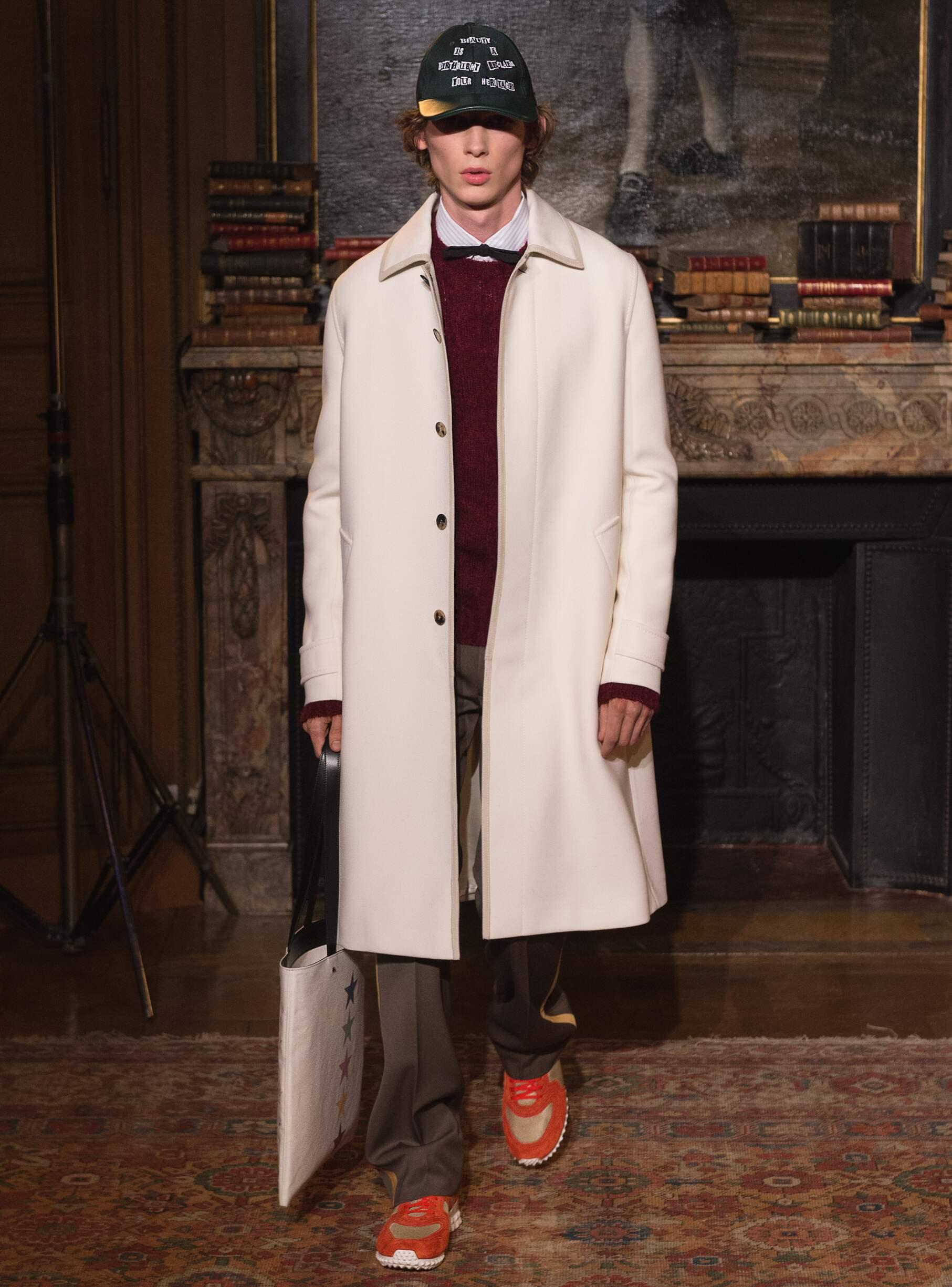 Fall 2017-18 Menswear Valentino