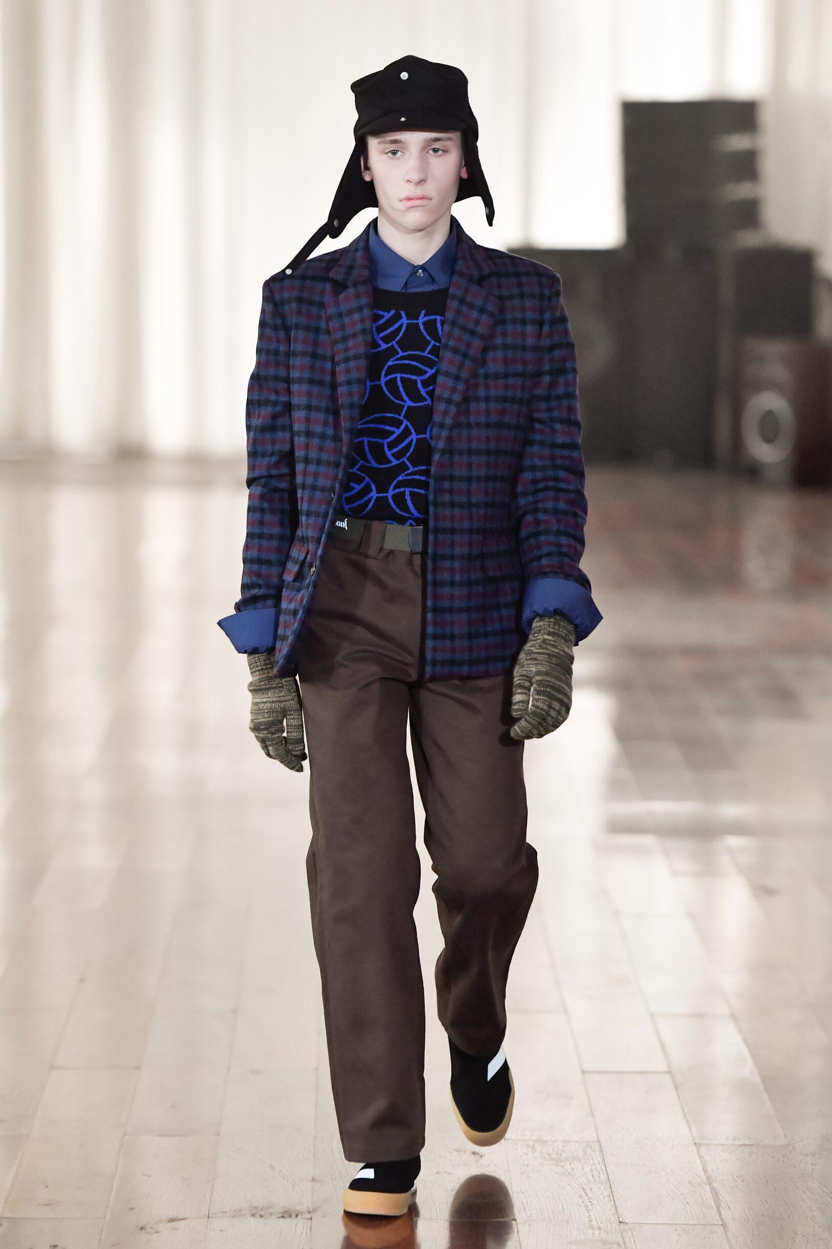 Fall 2017 Fashion Trends Gosha Rubchinskiy