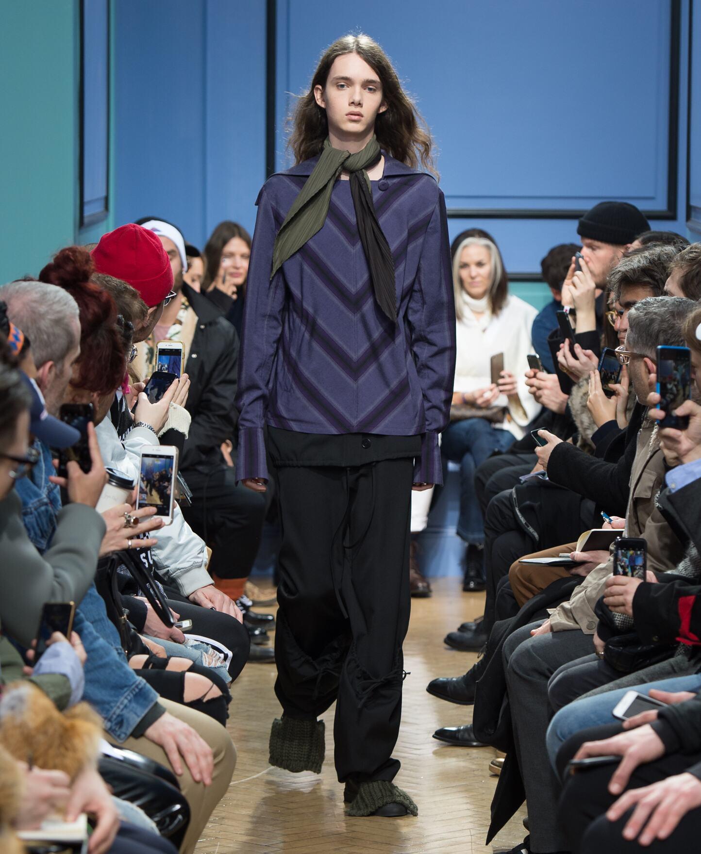Fall 2017 Fashion Trends J.W Anderson