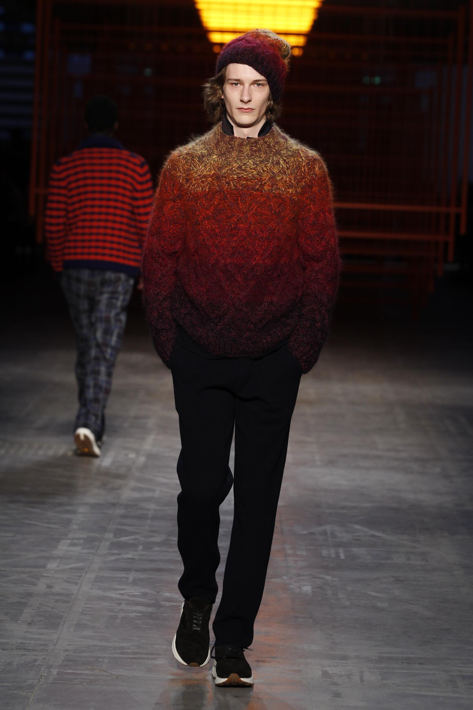 Fall 2017 Fashion Trends Missoni