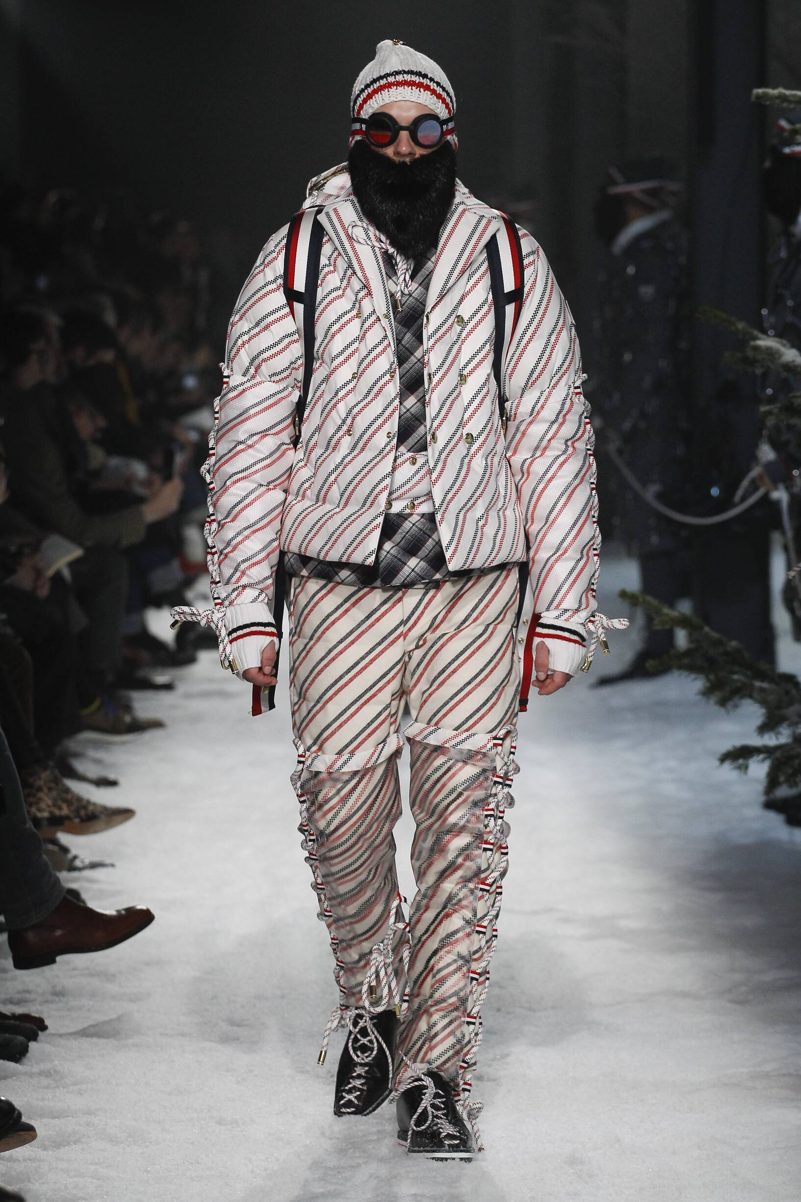 Fall 2017 Fashion Trends Moncler Gamme Bleu