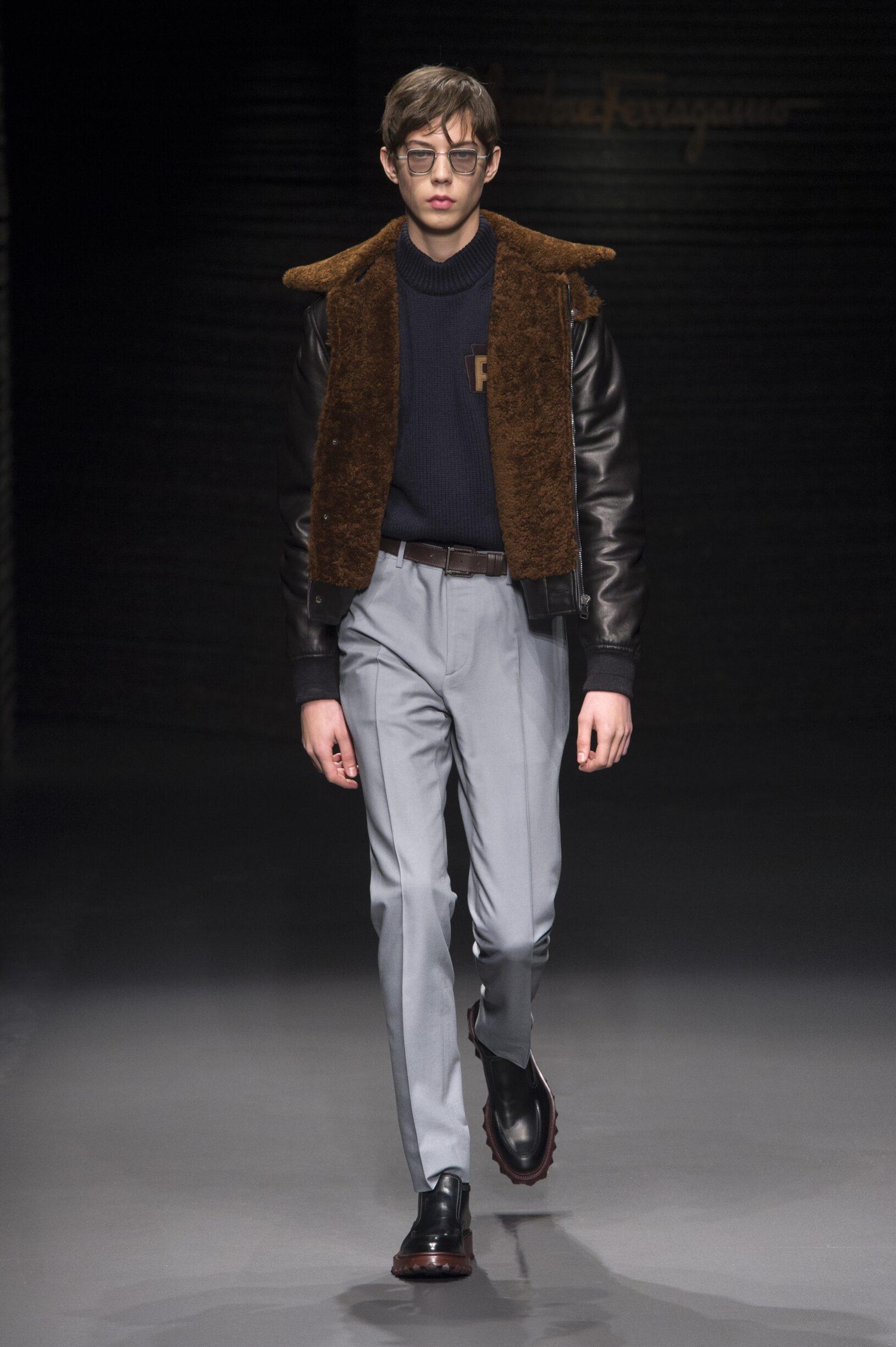 Fall 2017 Fashion Trends Salvatore Ferragamo