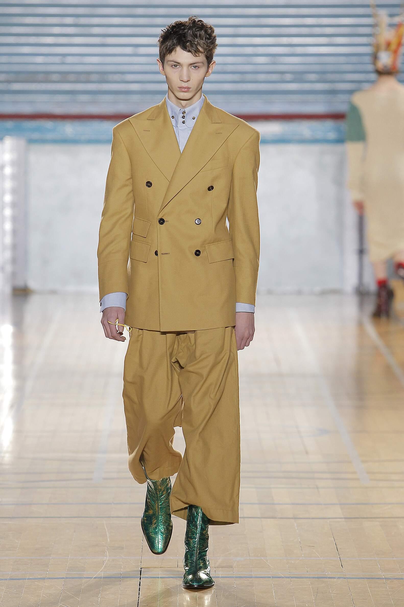 Fall 2017 Menswear Vivienne Westwood