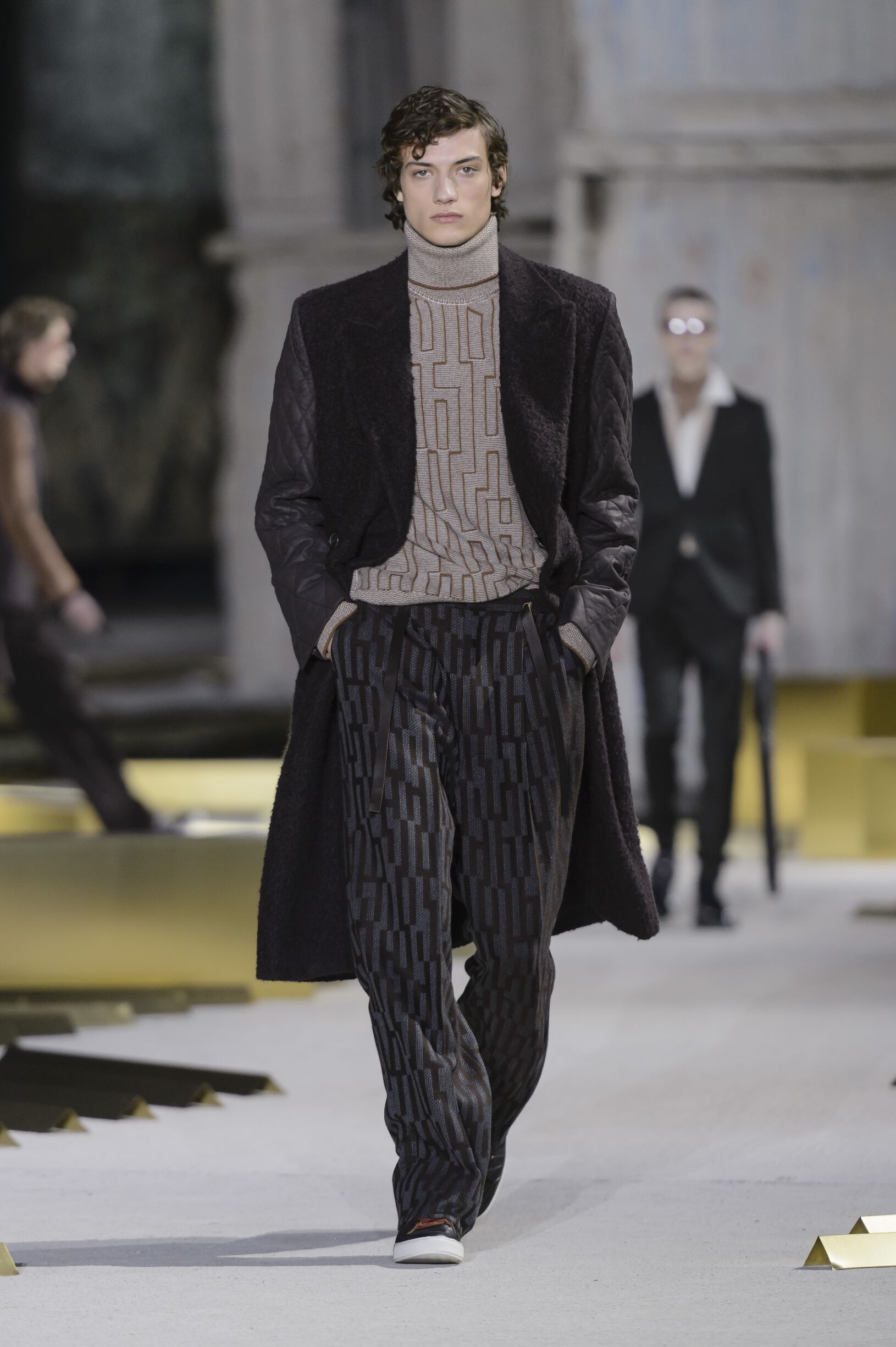 Fall Fashion 2017-18 Ermenegildo Zegna