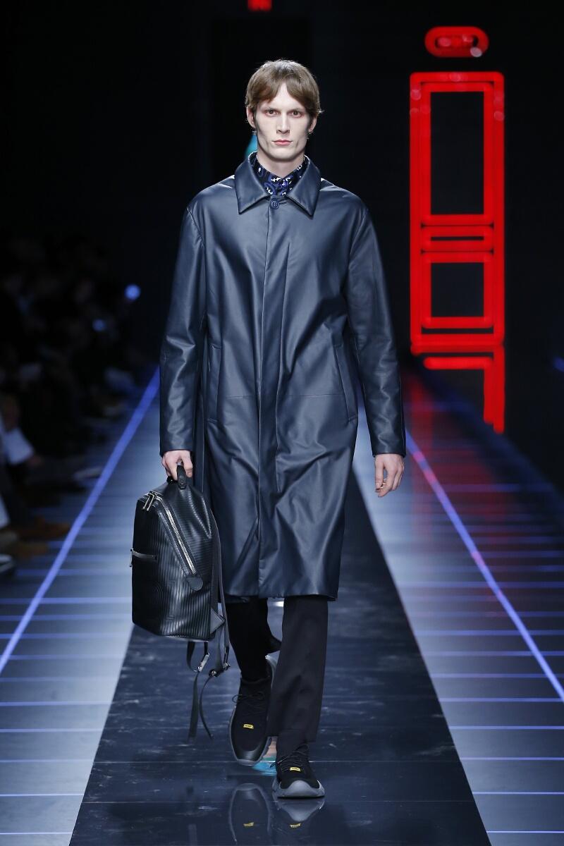 Fall Fashion 2017-18 Fendi