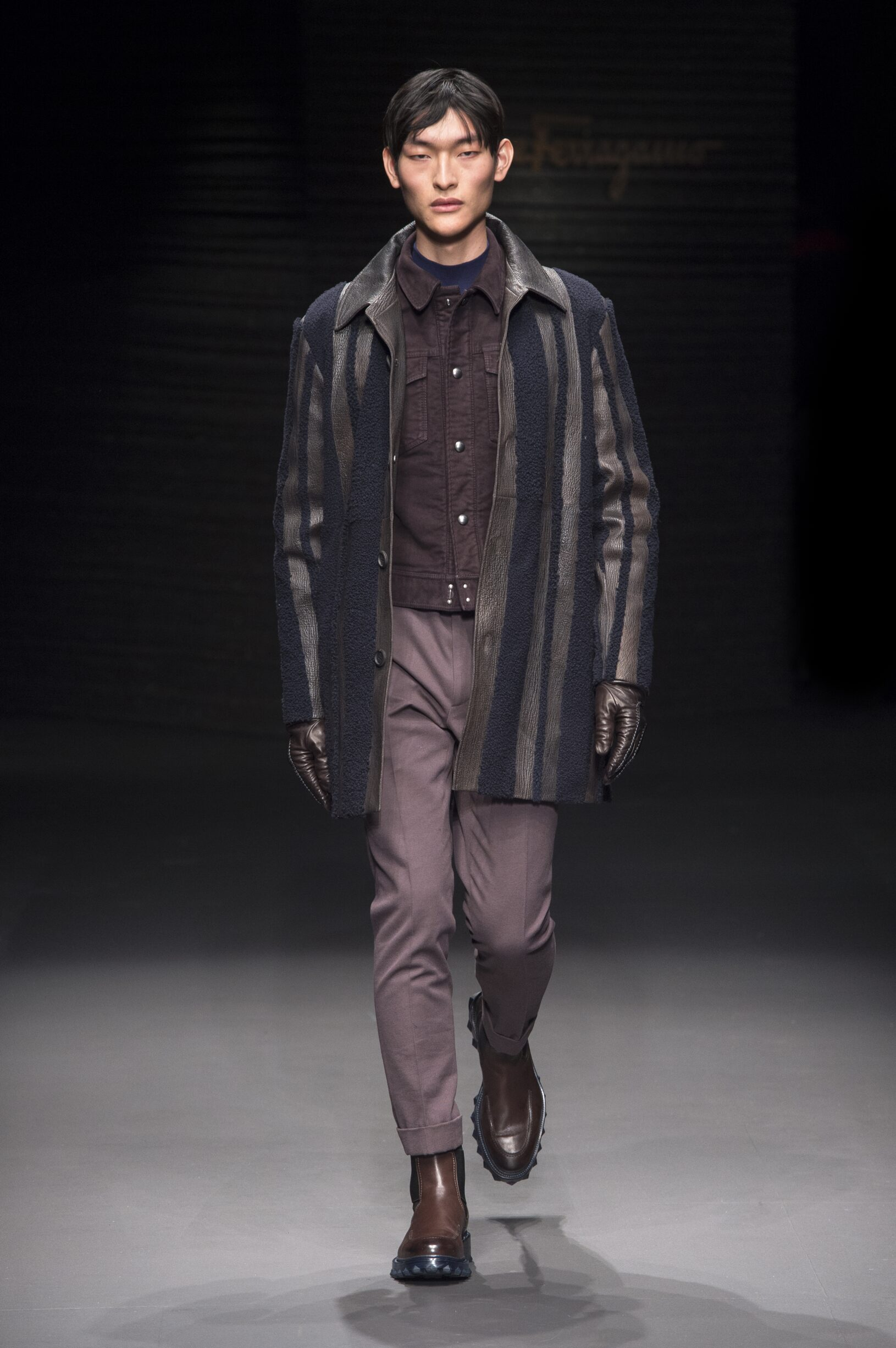 Fall Fashion 2017-18 Salvatore Ferragamo