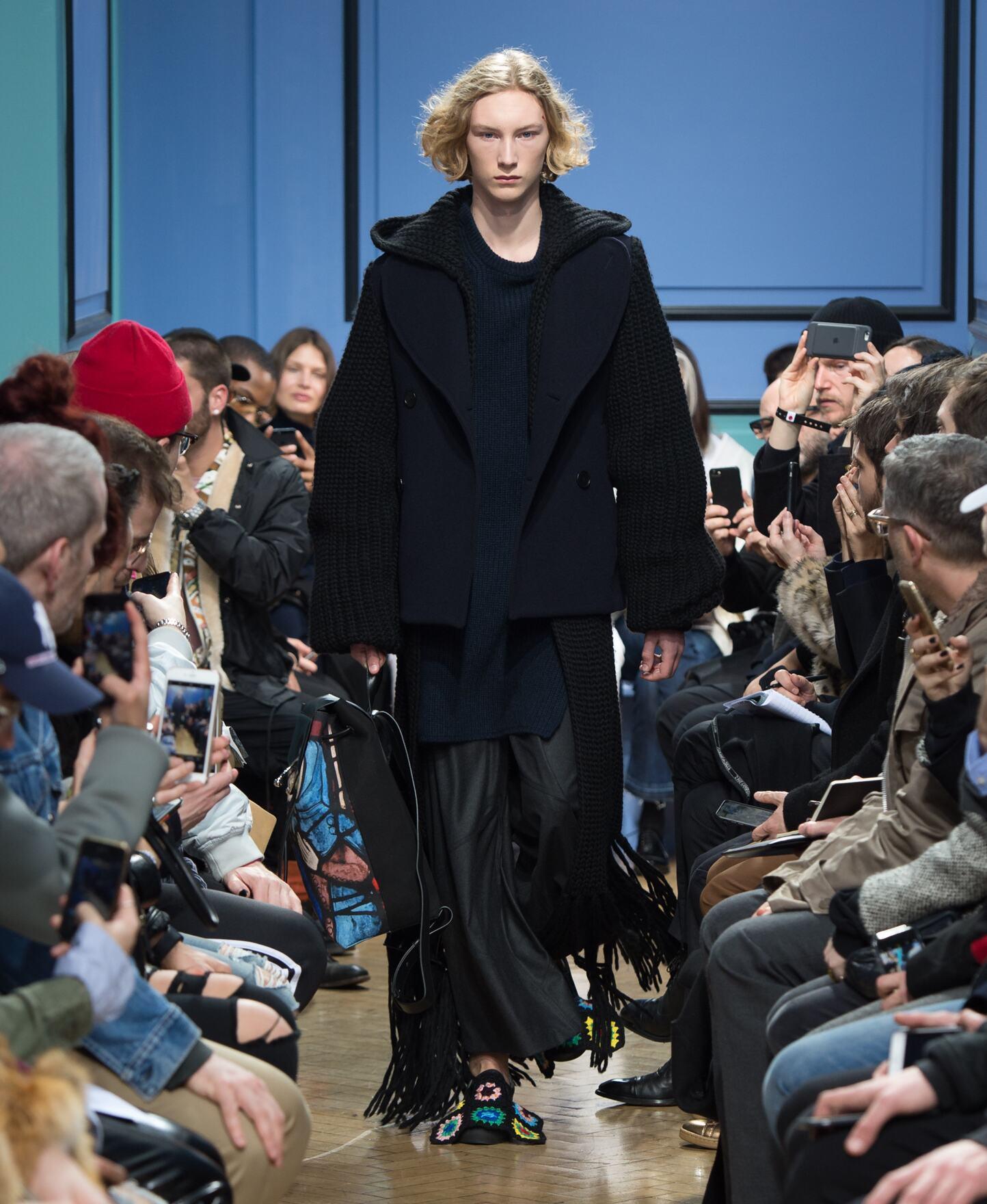 Fall Fashion 2017 J.W Anderson