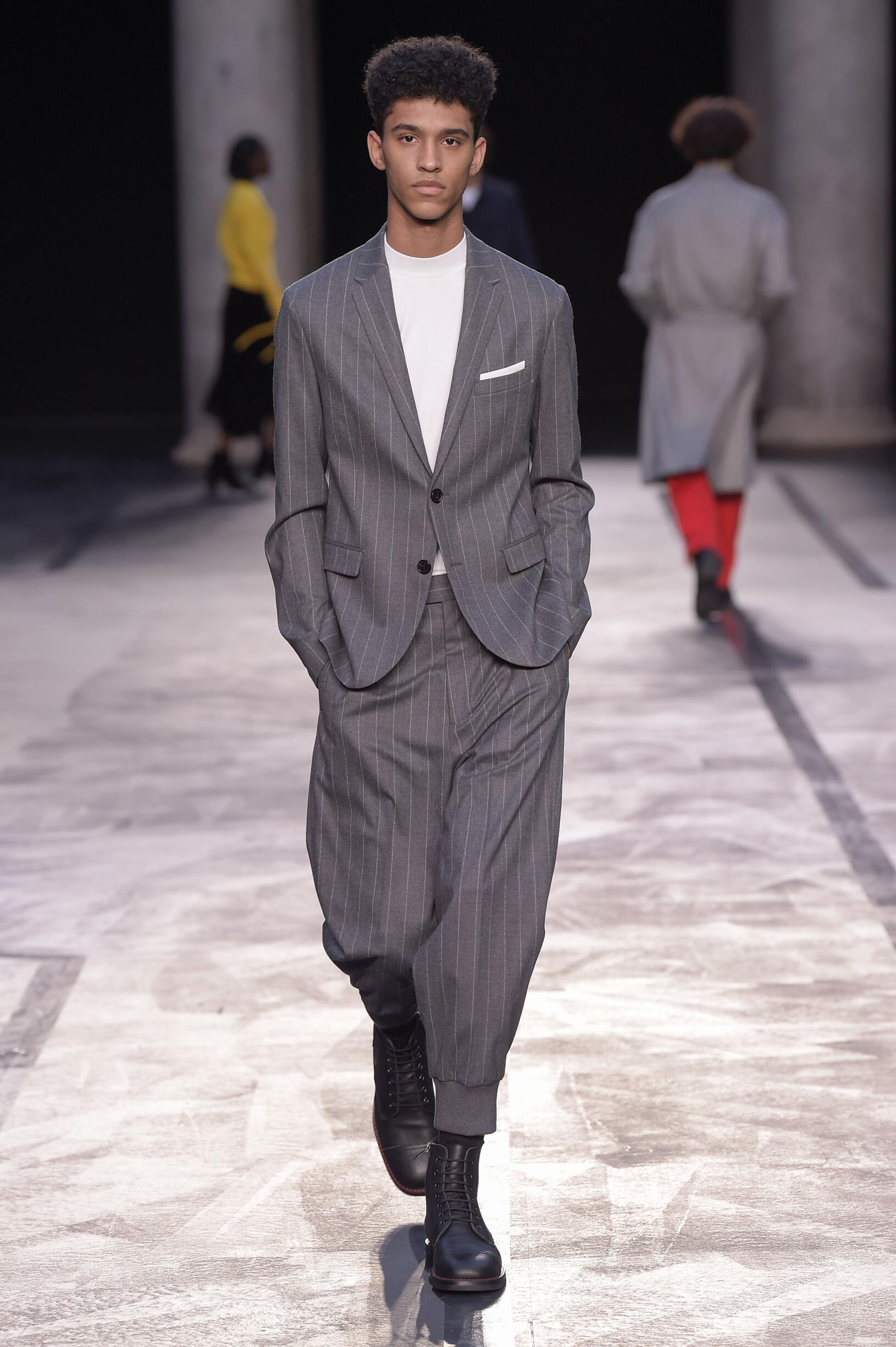 Fall Fashion 2017 Neil Barrett