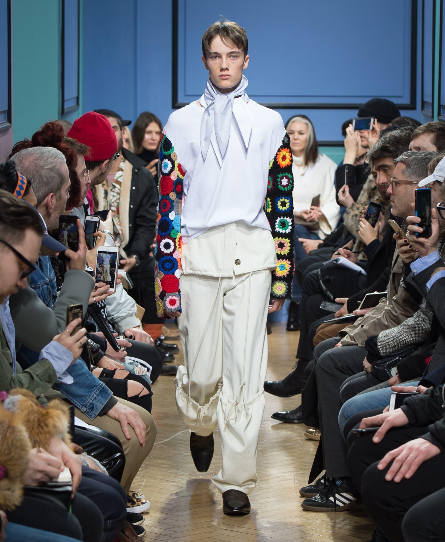 Fall Fashion Trends 2017 J.W Anderson