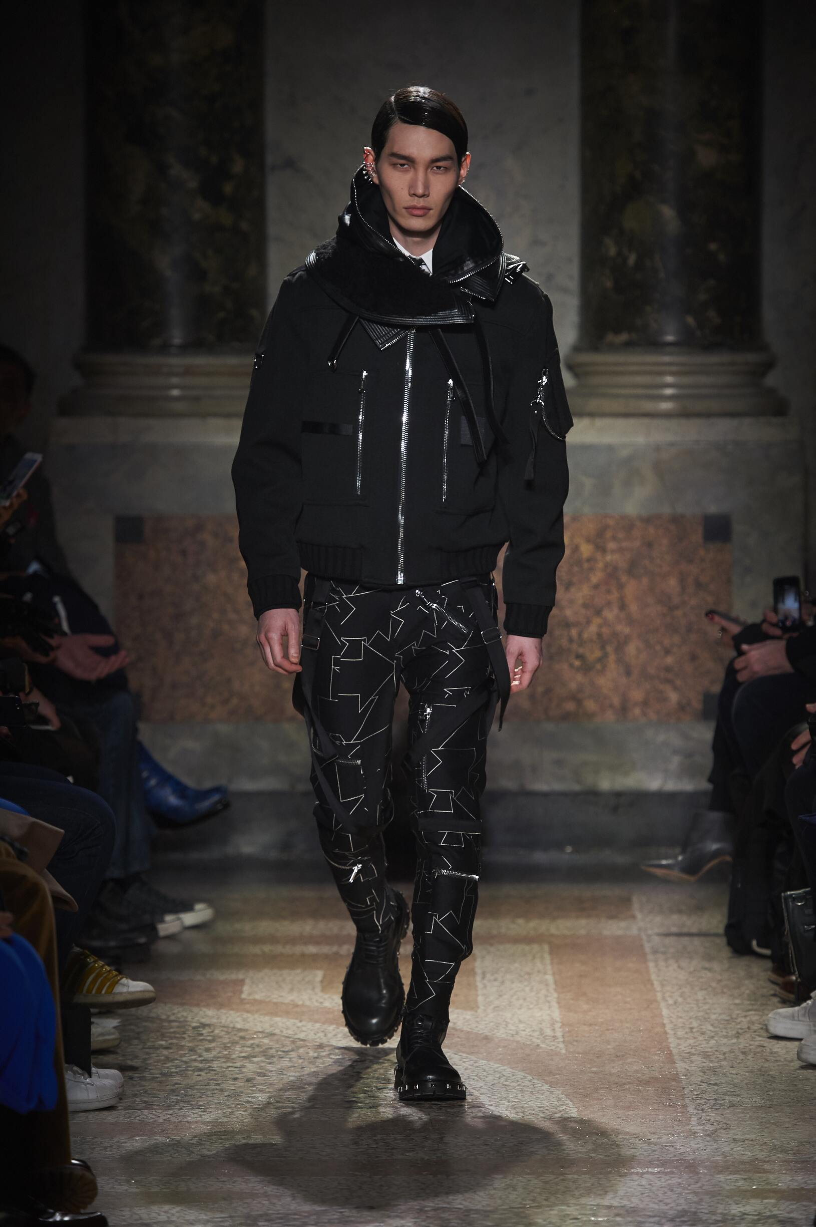 Fall Winter 2017 2018 Man Milan Les Hommes Collection