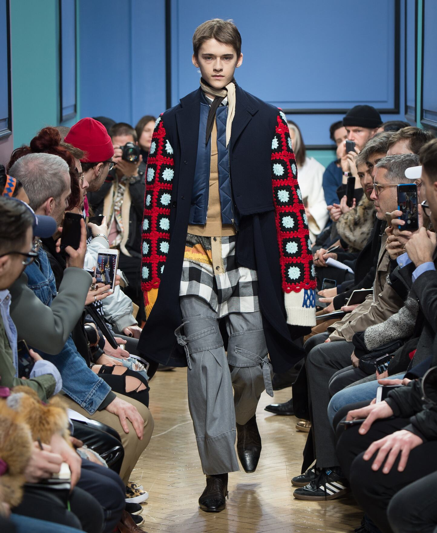 Fall Winter 2017 Man London J.W Anderson Collection