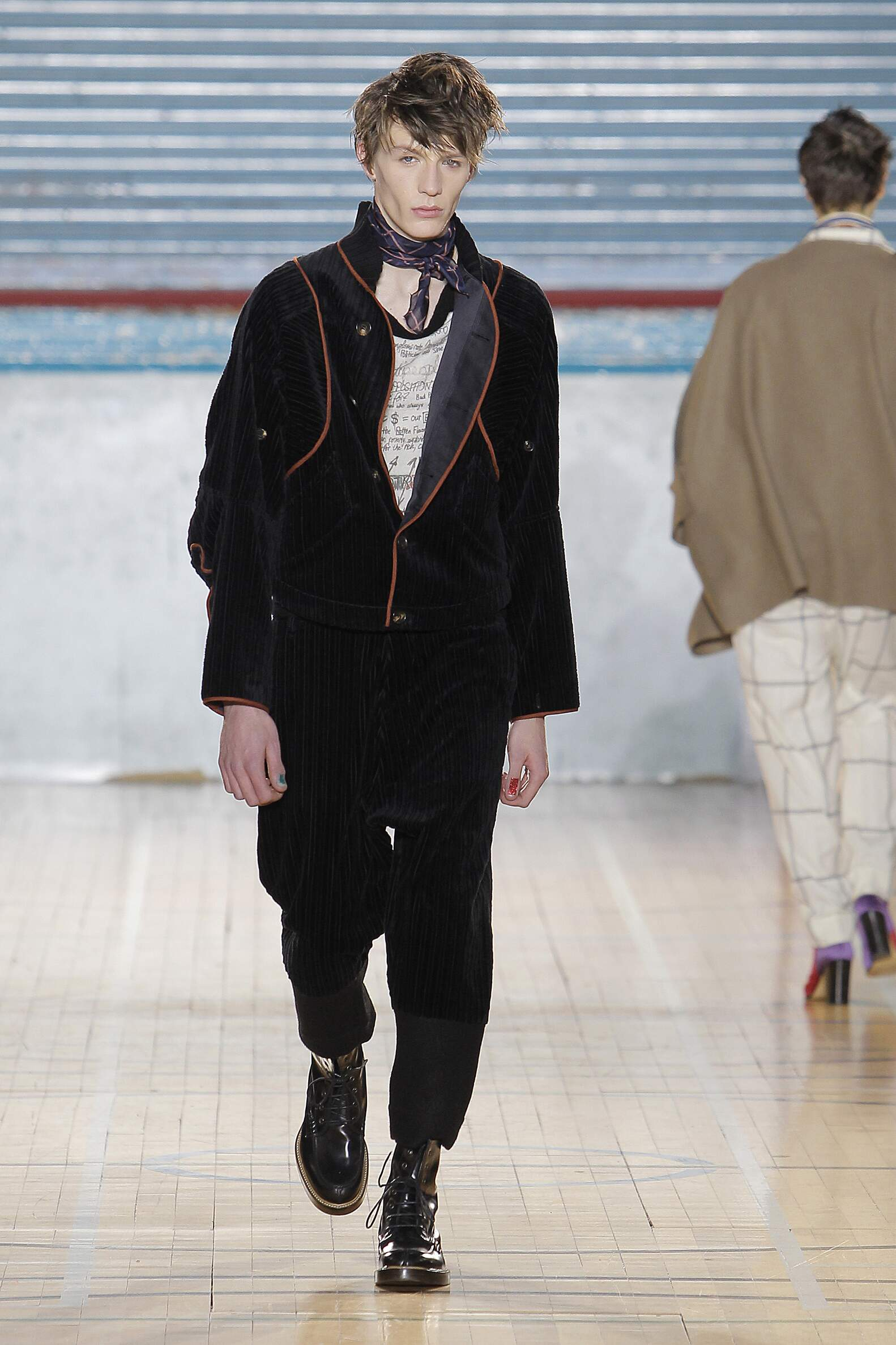 Fall Winter 2017 Man London Vivienne Westwood Collection