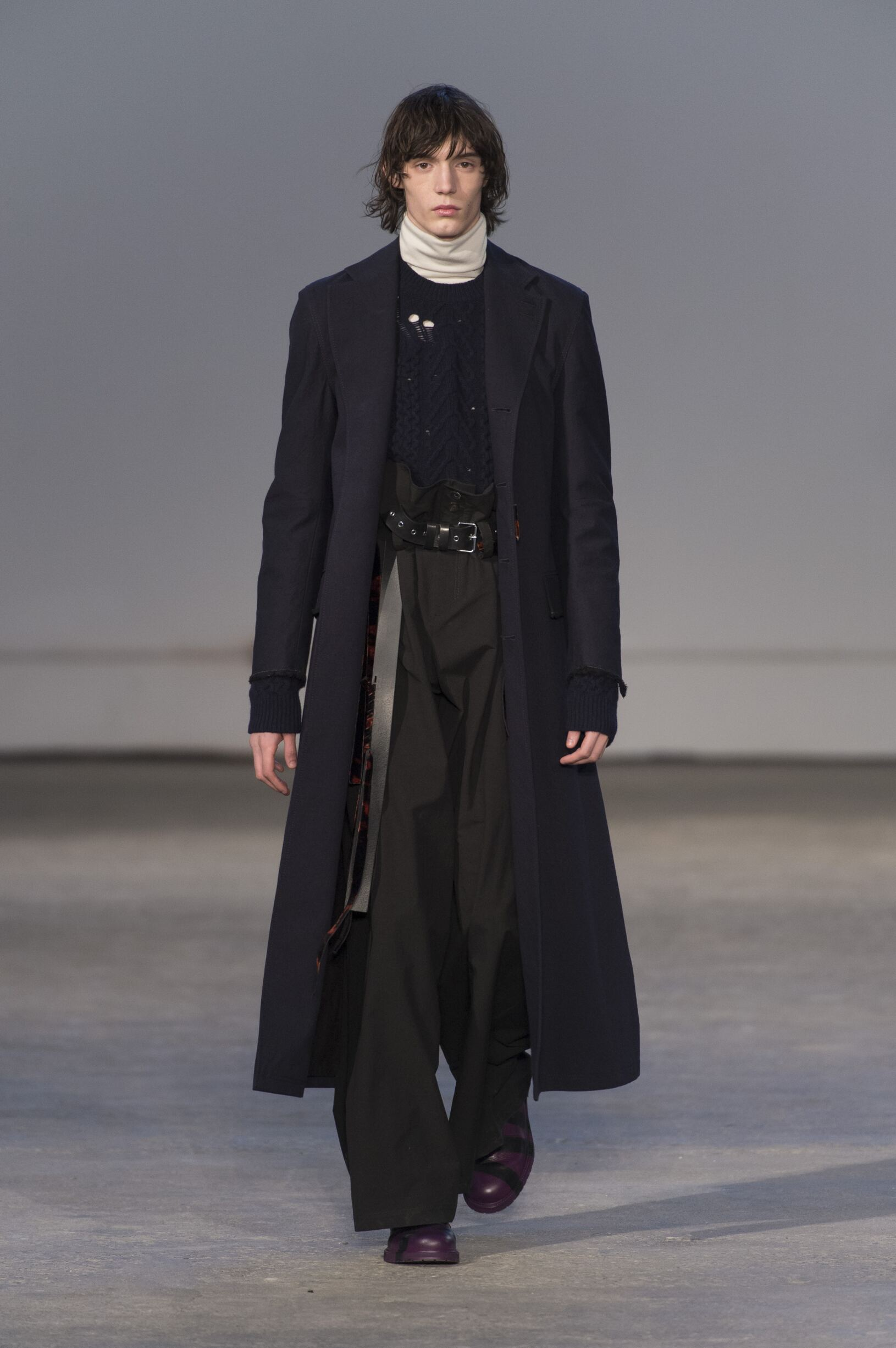 Fall Winter 2017 Man Milan Damir Doma Collection