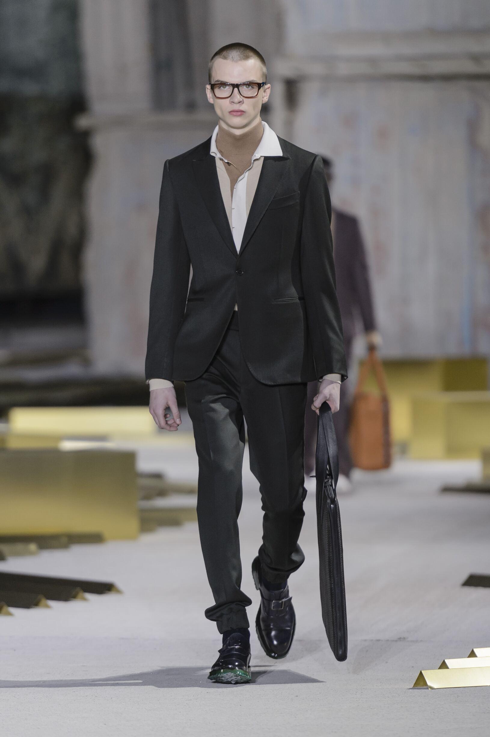 Fall Winter 2017 Man Milan Ermenegildo Zegna Collection