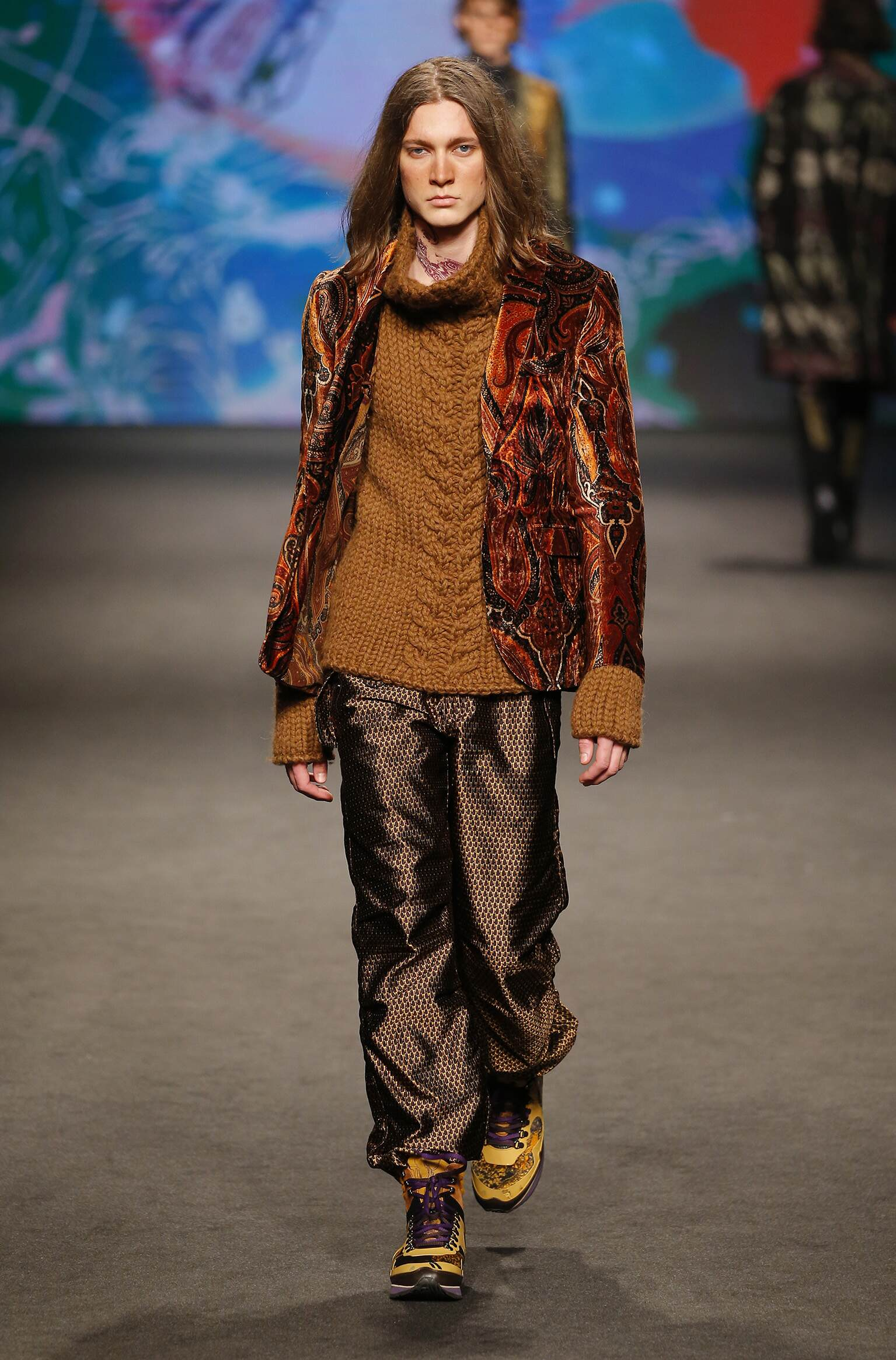 Fashion 2017-18 Man Style Etro