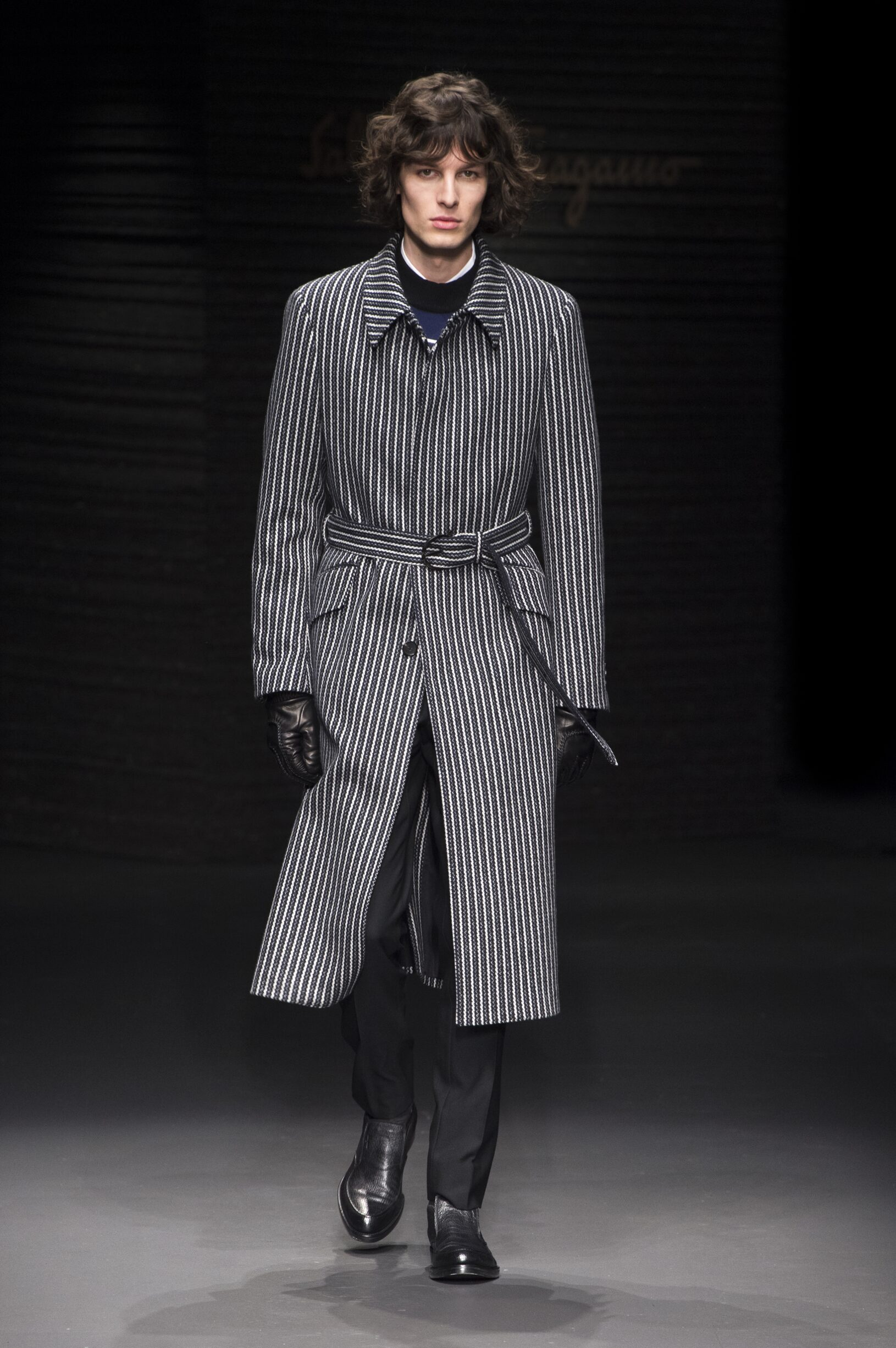 Fashion 2017-18 Man Style Salvatore Ferragamo