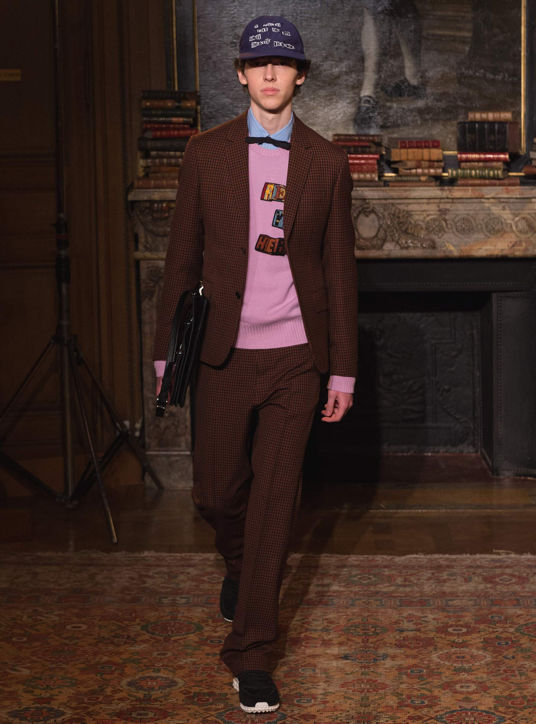 Fashion 2017-18 Man Style Valentino