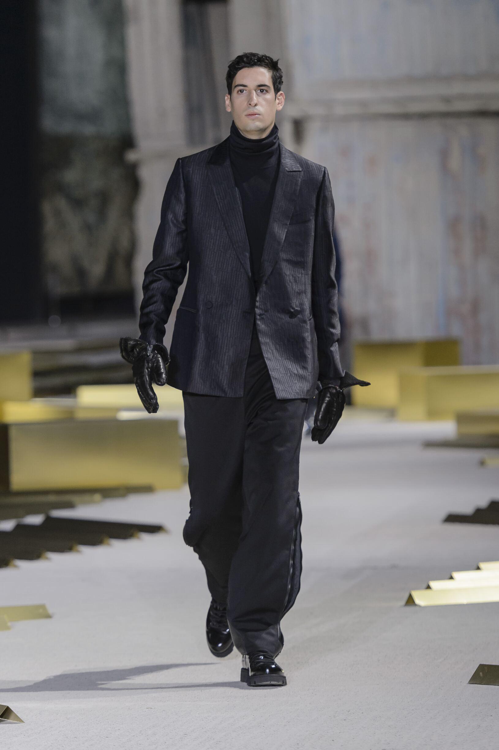 Fashion 2017 2018 Catwalk Ermenegildo Zegna Winter