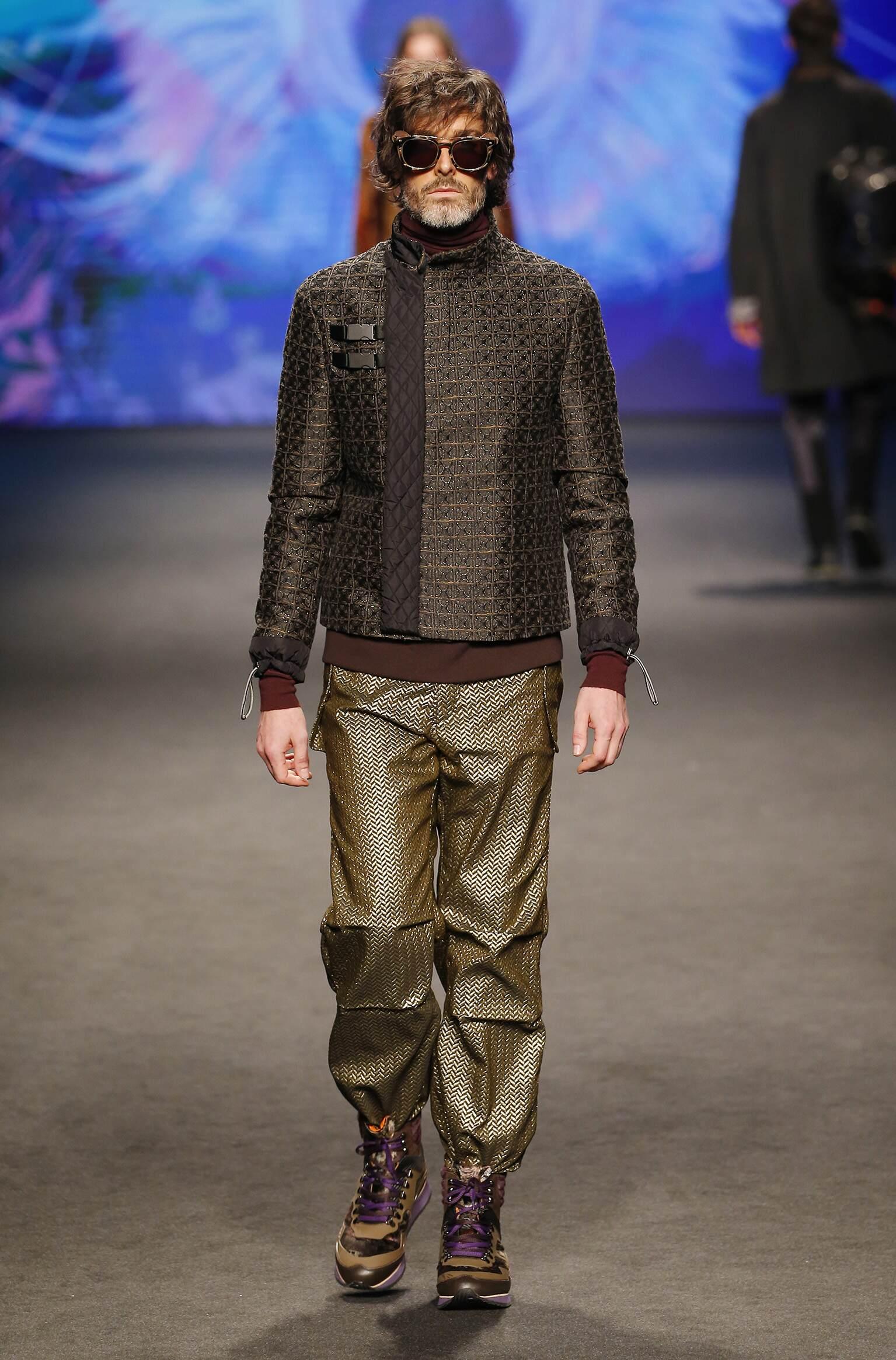 Fashion 2017-2018 Catwalk Etro Winter