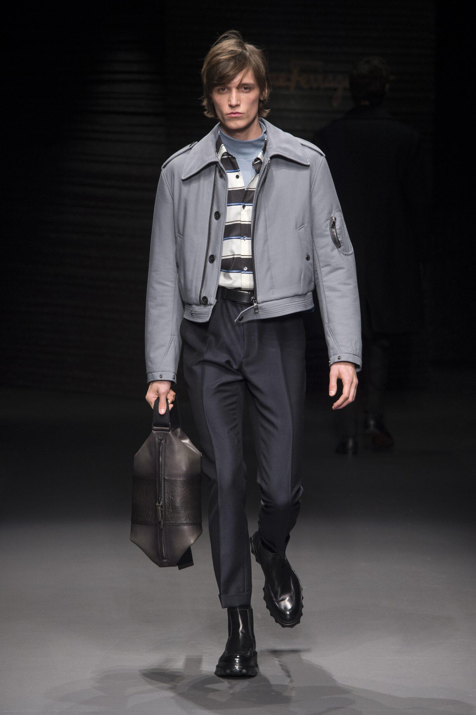 Fashion 2017-2018 Catwalk Salvatore Ferragamo Winter
