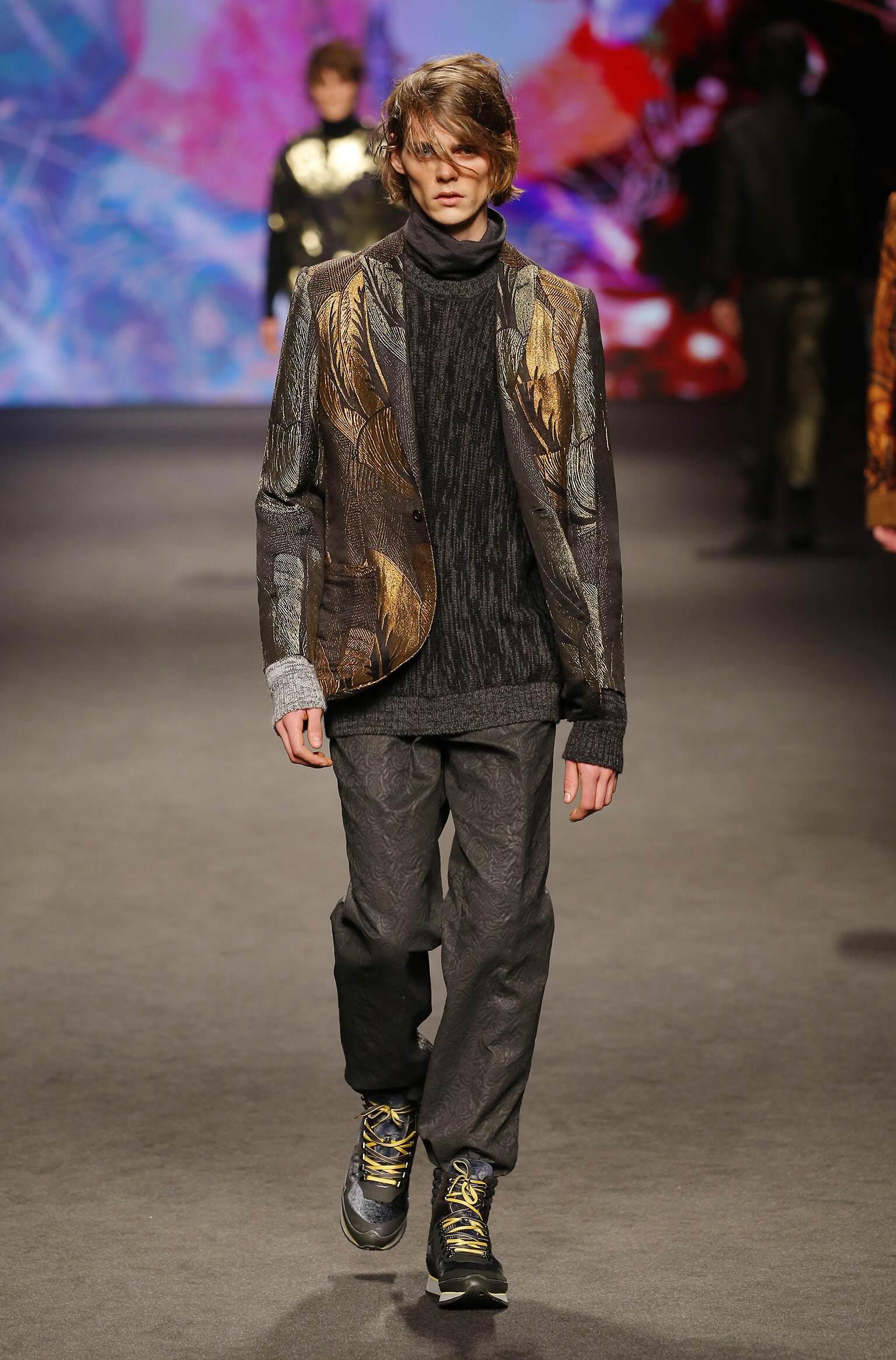 Fashion 2017-2018 Man Style Etro