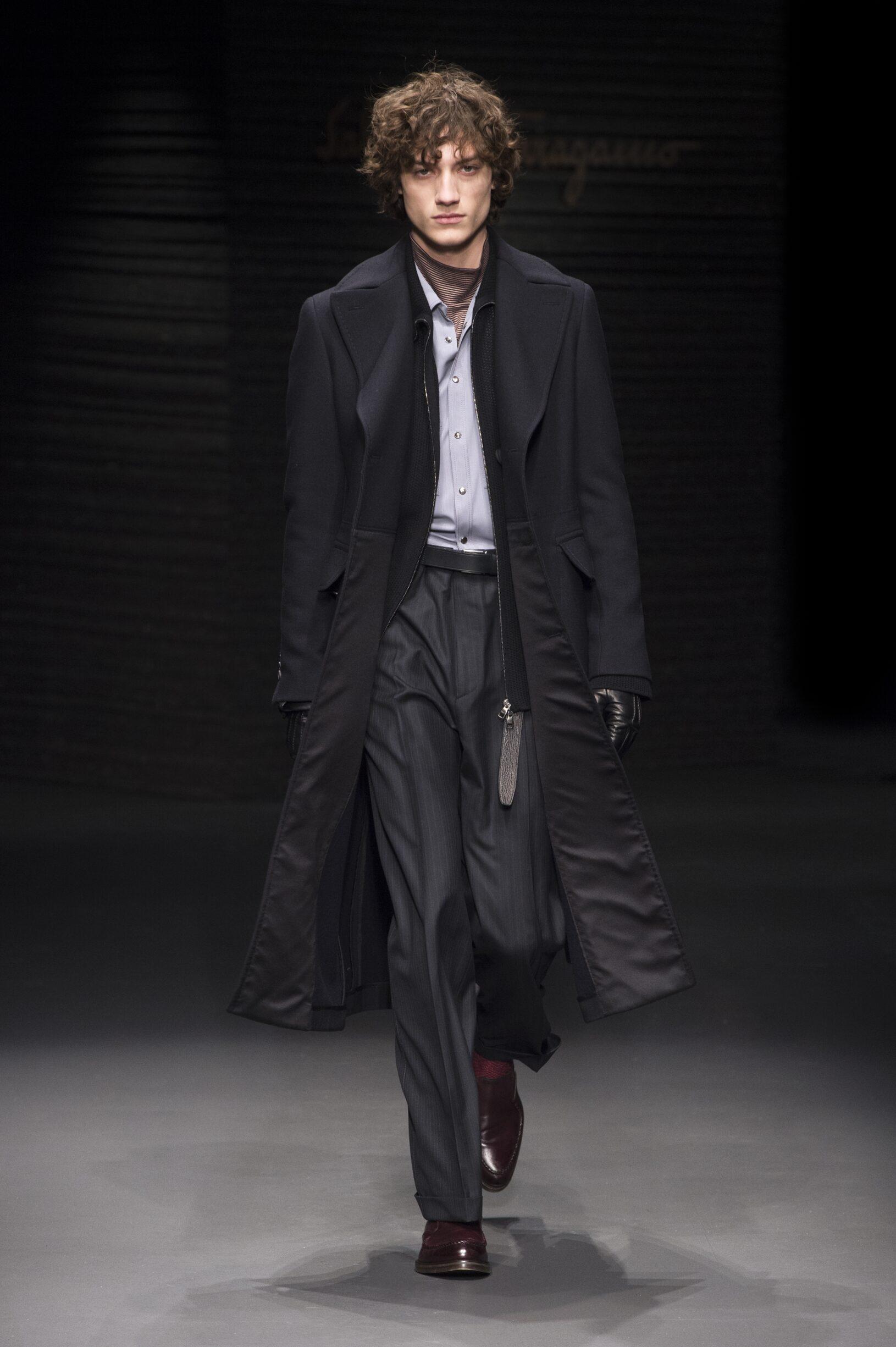 Fashion 2017-2018 Man Style Salvatore Ferragamo