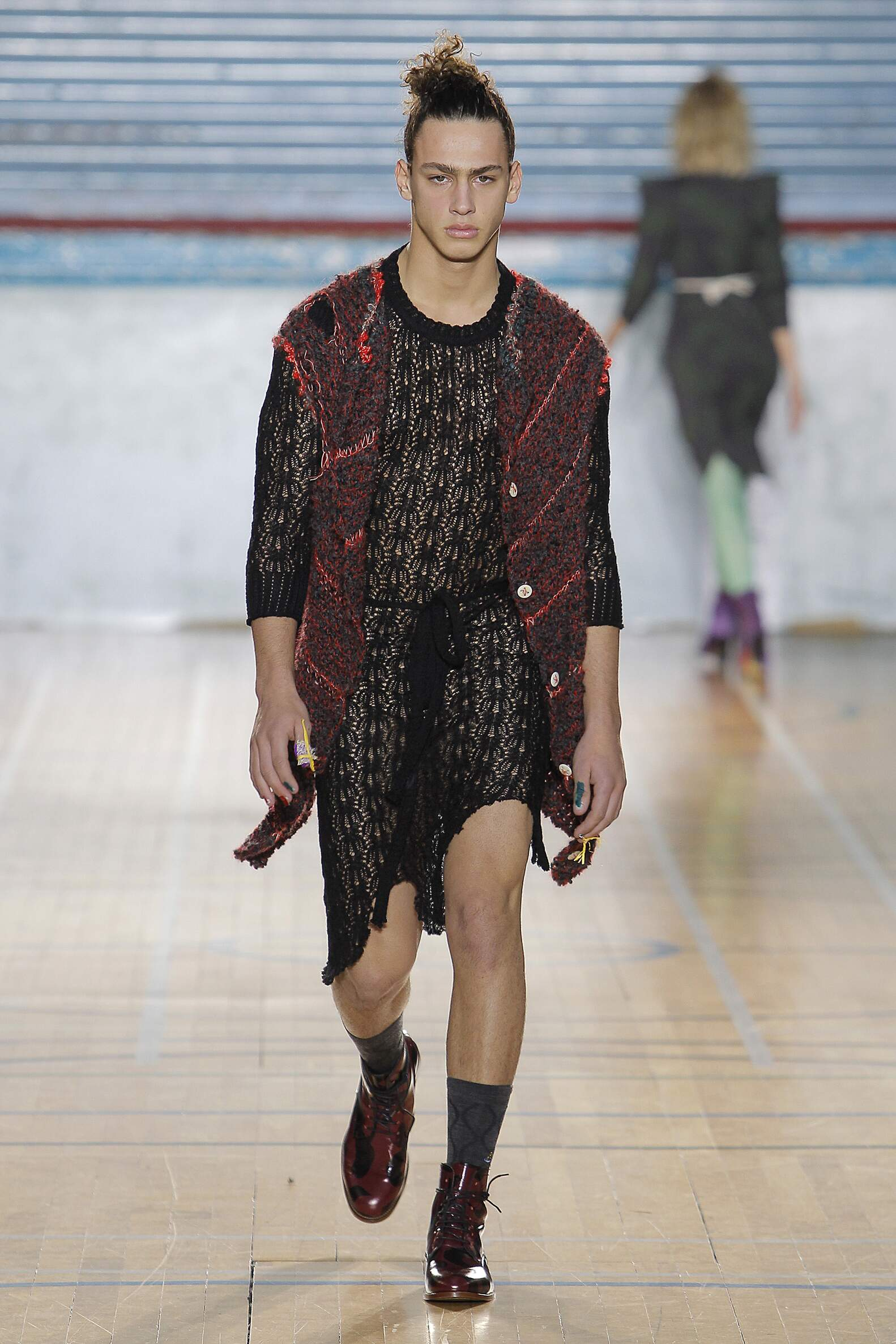 Fashion 2017 Catwalk Vivienne Westwood