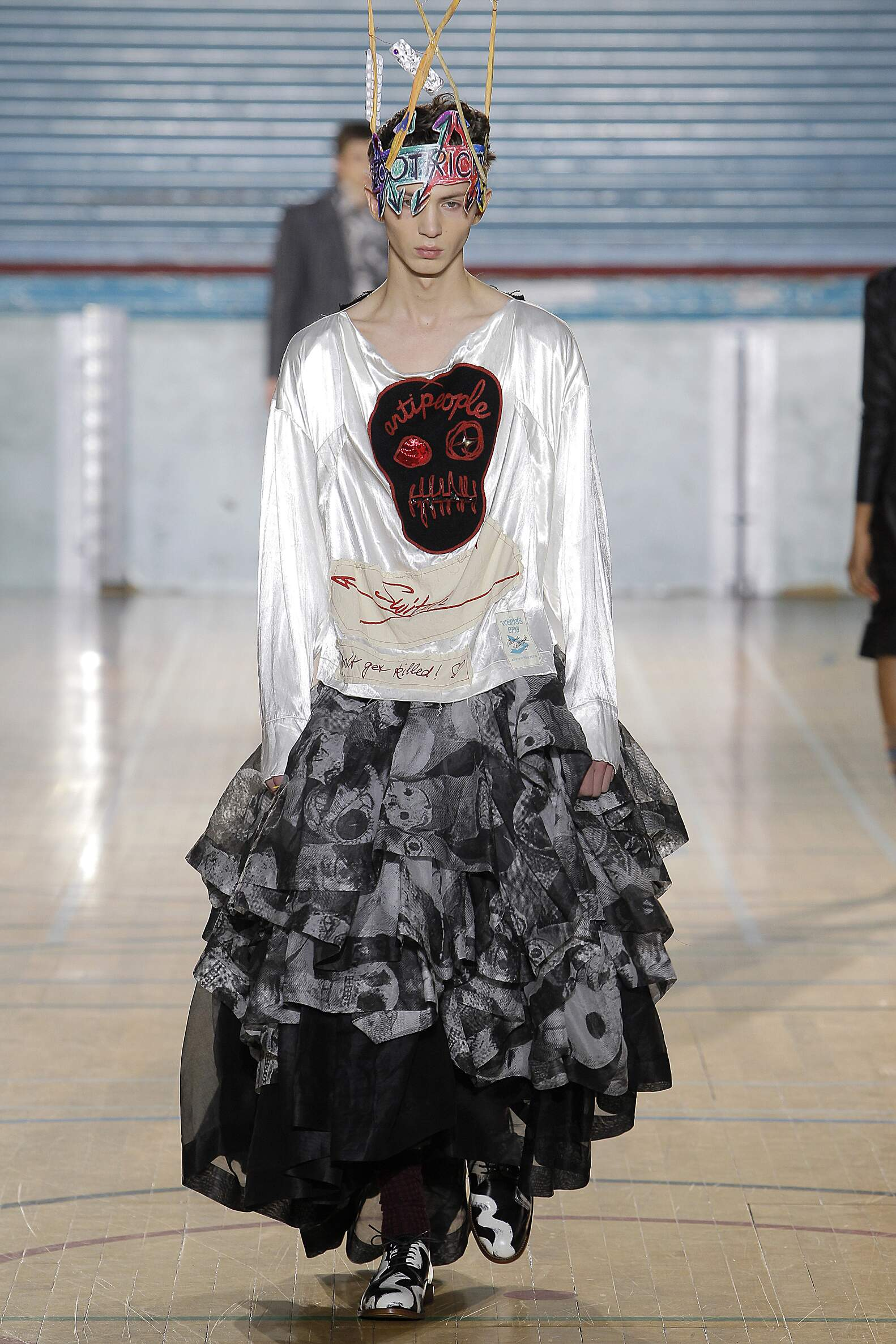 Fashion 2017 Mens Style Vivienne Westwood