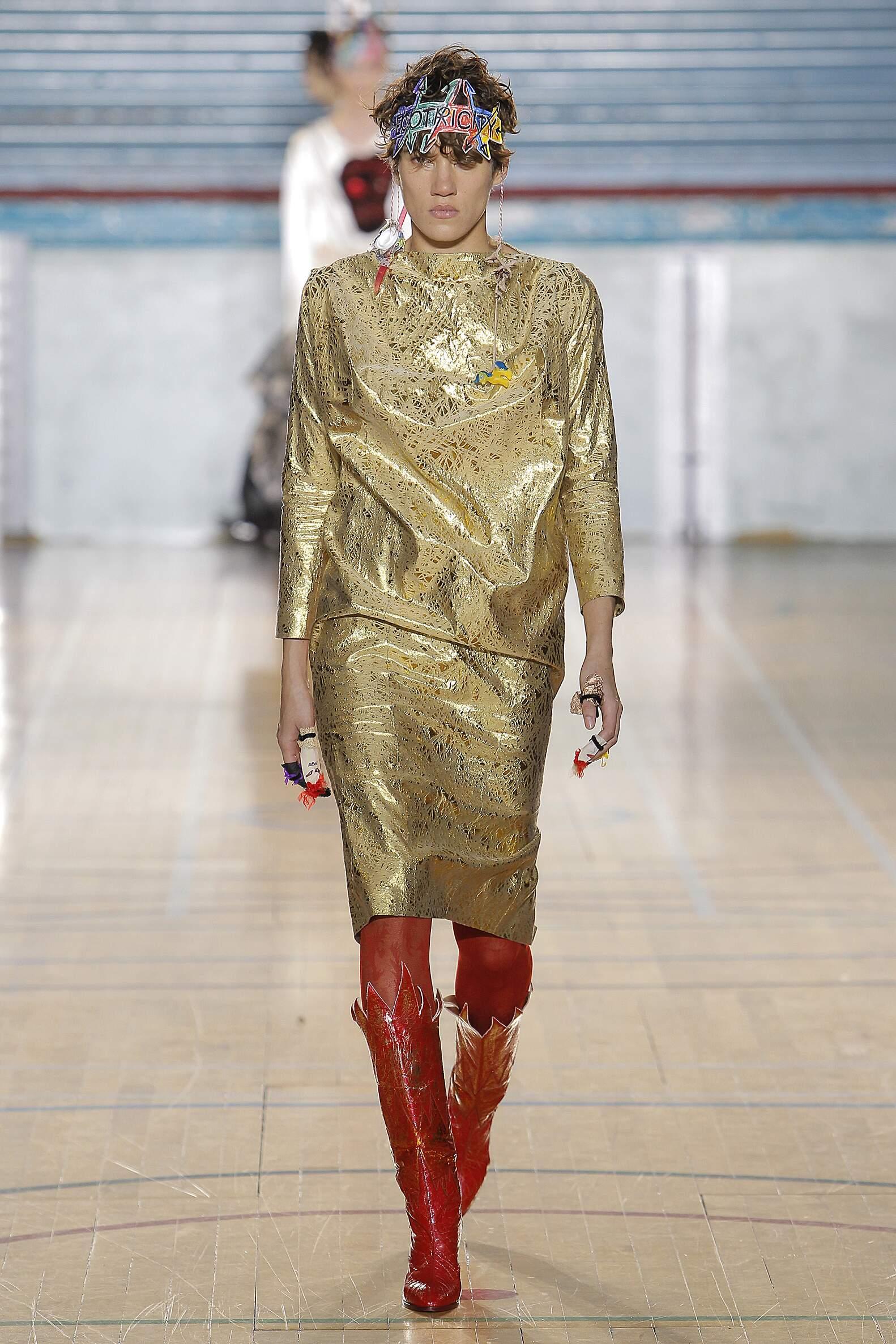 Fashion 2017 Runway Vivienne Westwood Winter