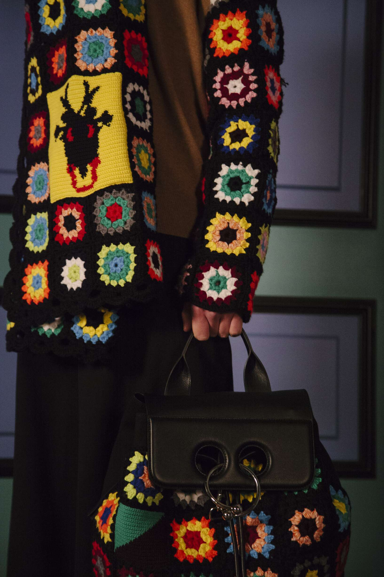 Fashion J.W Anderson Menswear Backstage