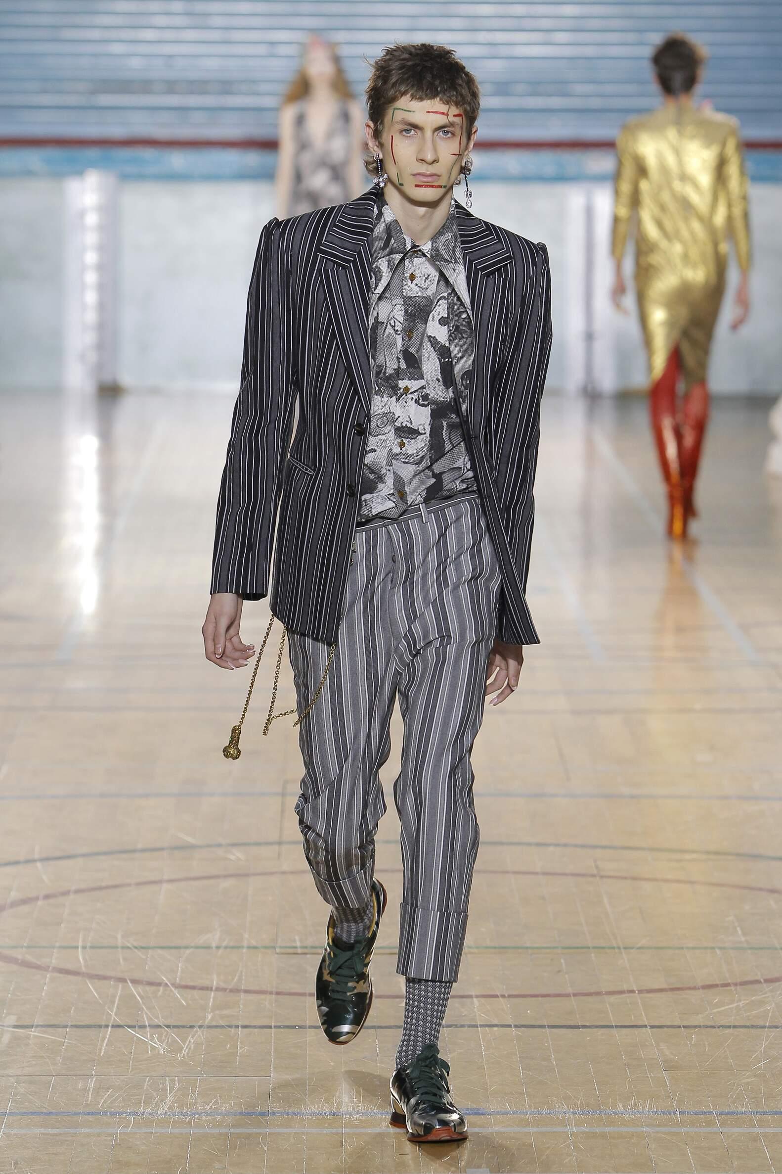 Fashion Week 2017 Catwalk Vivienne Westwood